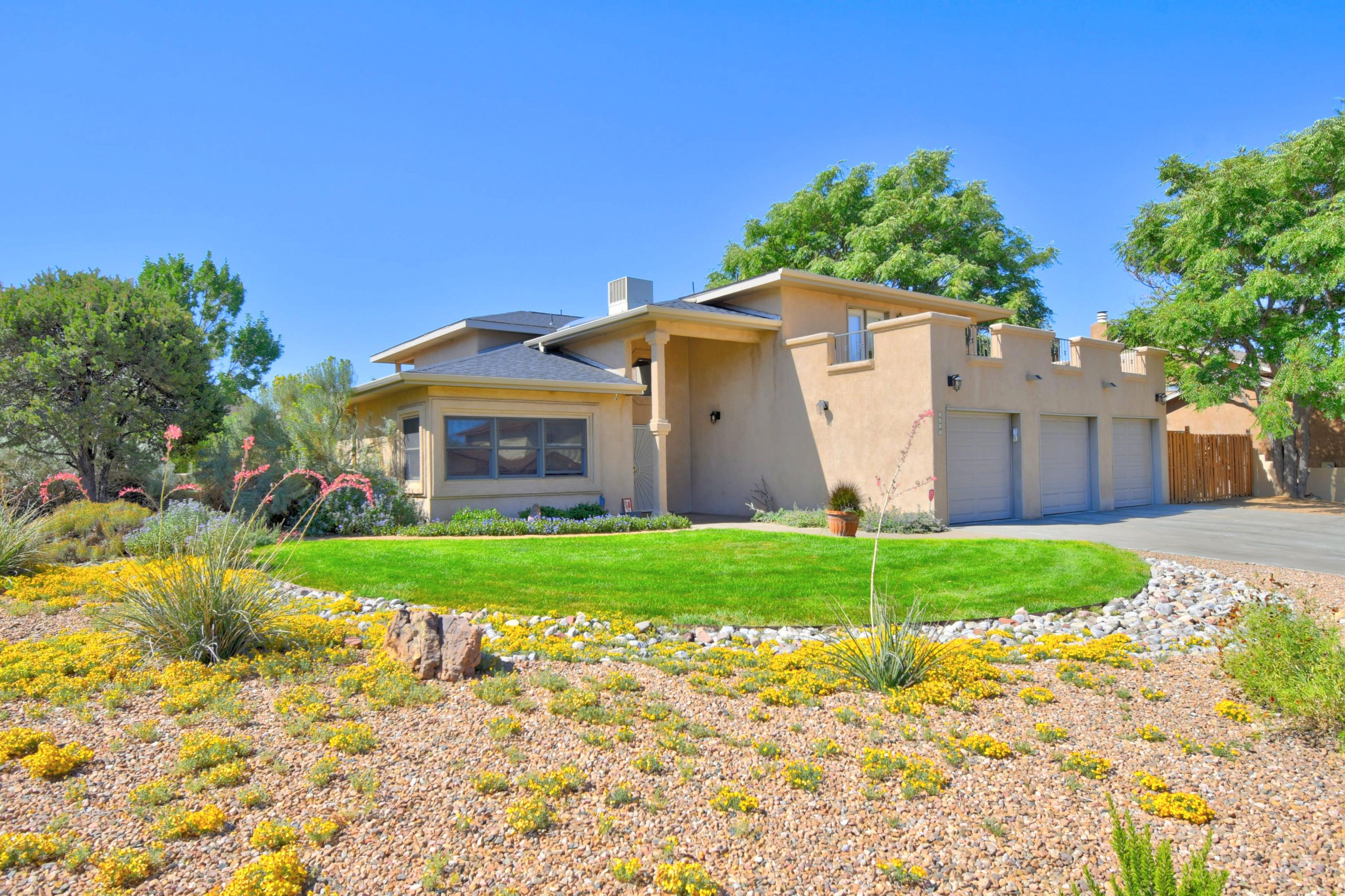 9626 VILLA DEL REY NE Property Photo - Albuquerque, NM real estate listing