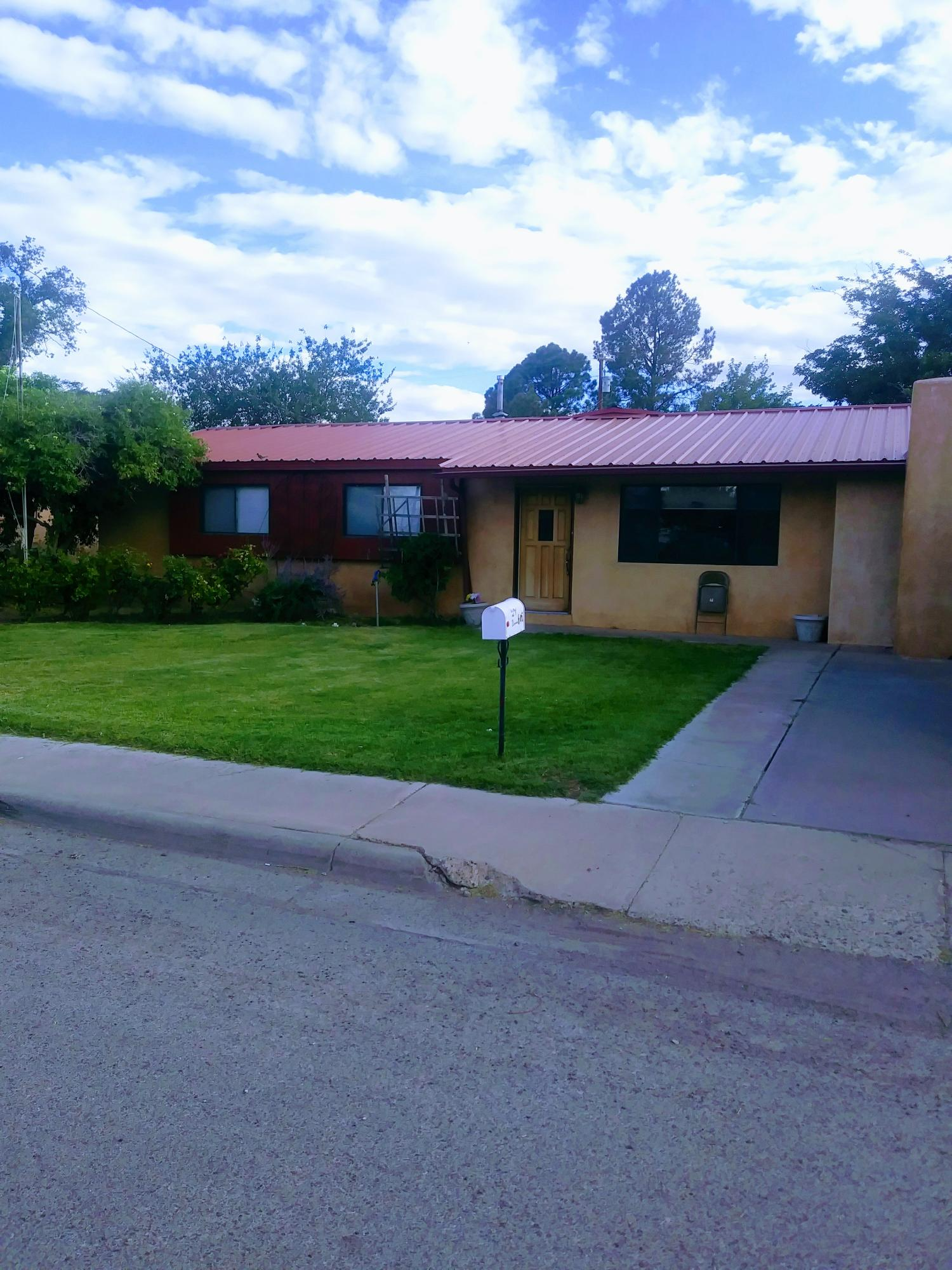 605 Neel Avenue Property Photo - Socorro, NM real estate listing