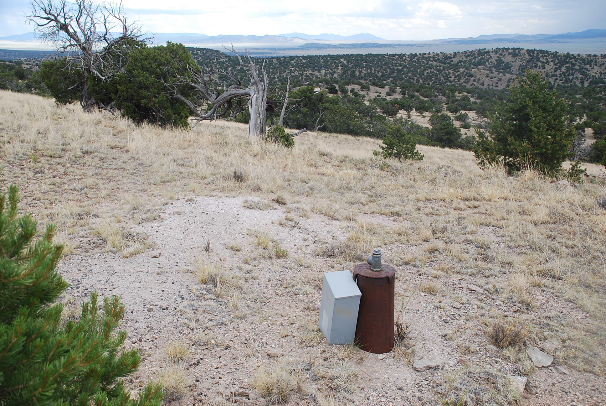 Lots 48,49,50 Highlands Trail Property Photo - Datil, NM real estate listing