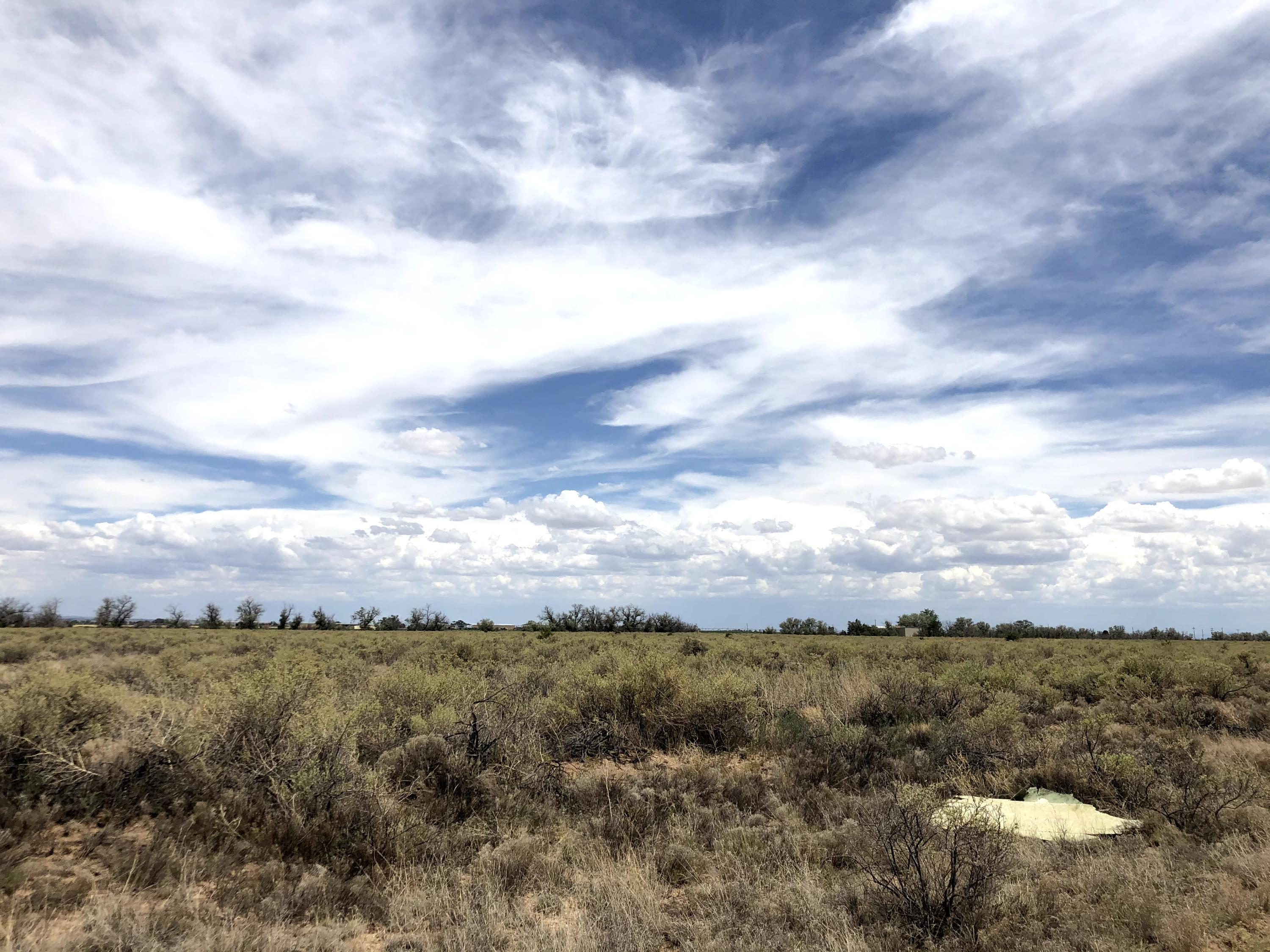 Valle Verde Road Property Photo - Moriarty, NM real estate listing