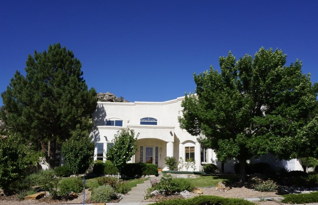 14013 WIND MOUNTAIN Road NE Property Photo - Albuquerque, NM real estate listing
