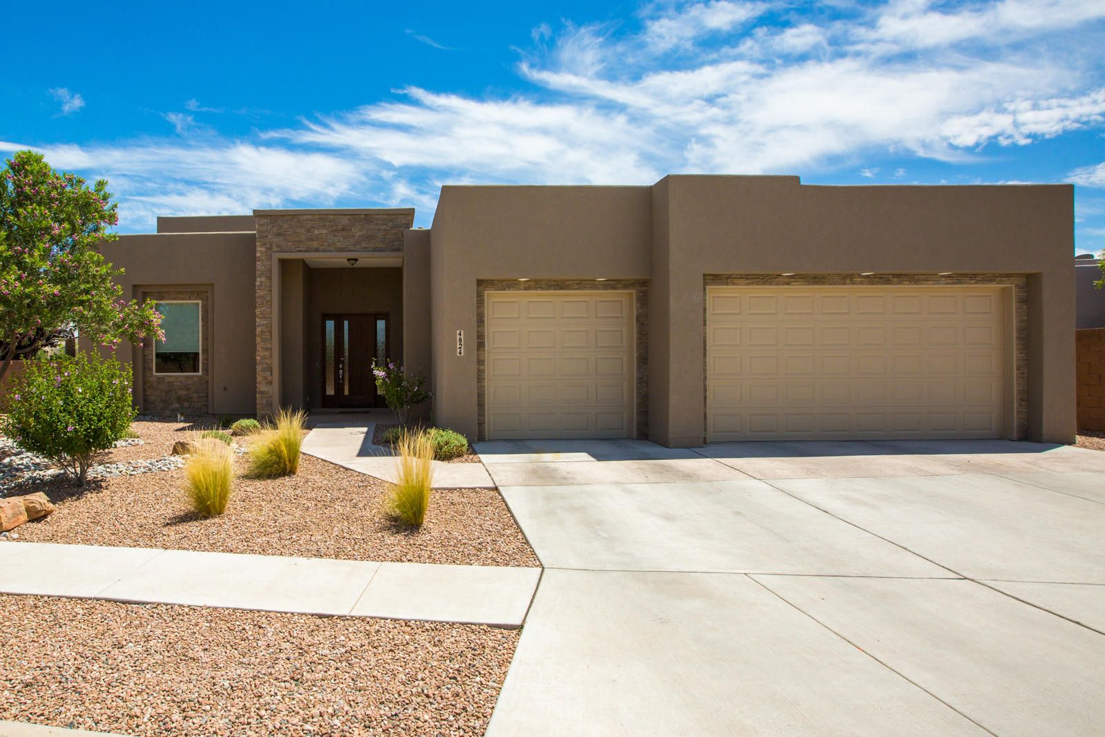 4824 CAMINO VALLE Trail NW Property Photo - Albuquerque, NM real estate listing
