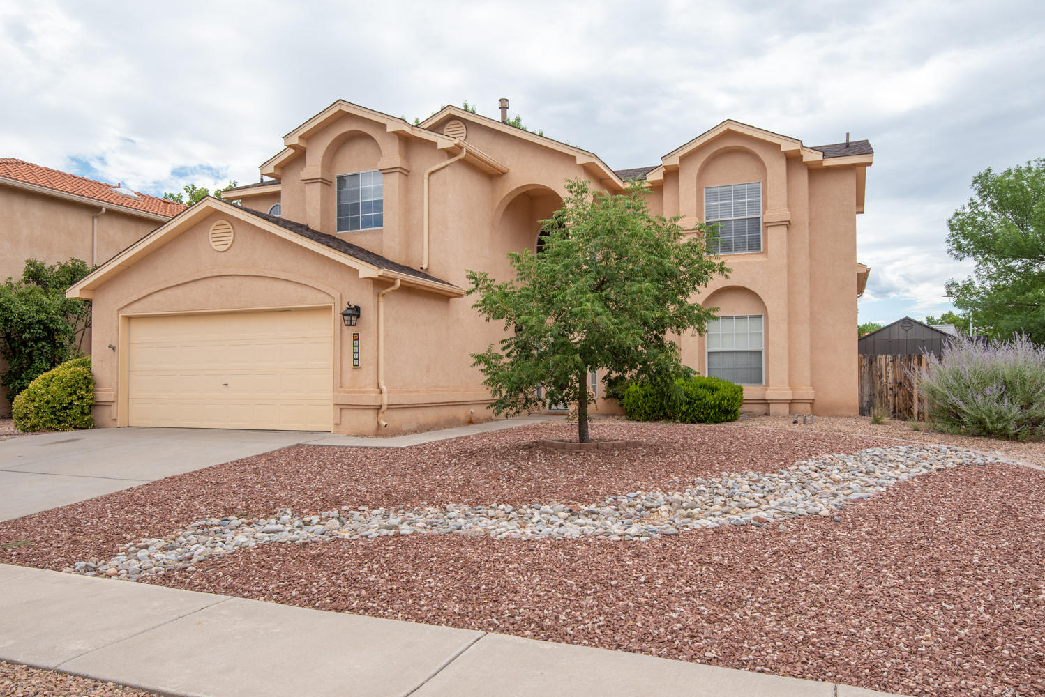 6612 MESA SOLANA Place NW Property Photo - Albuquerque, NM real estate listing