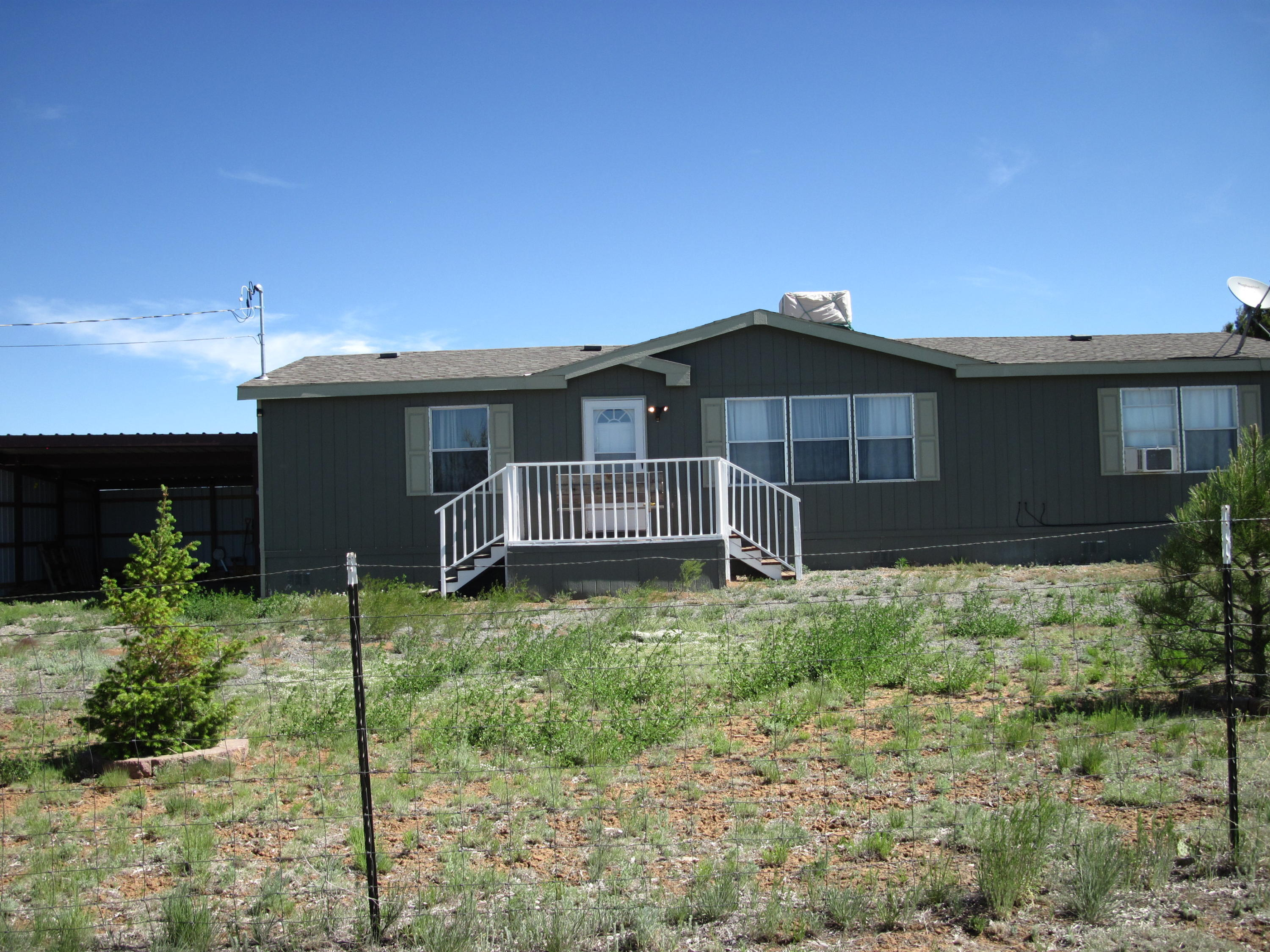 9 SWEET ADELINE Road Property Photo - Tijeras, NM real estate listing
