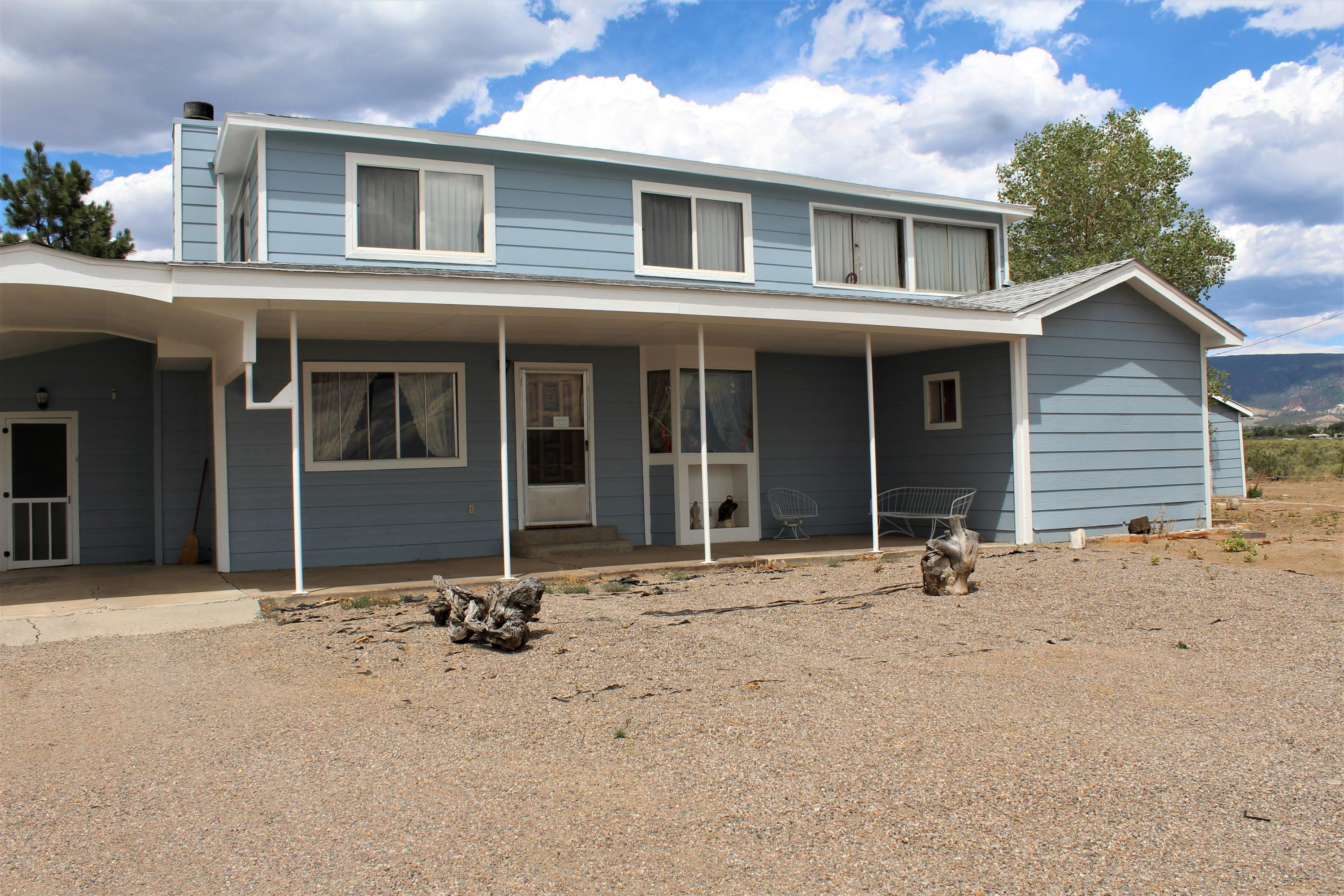 53 NM-197 Property Photo - Cuba, NM real estate listing