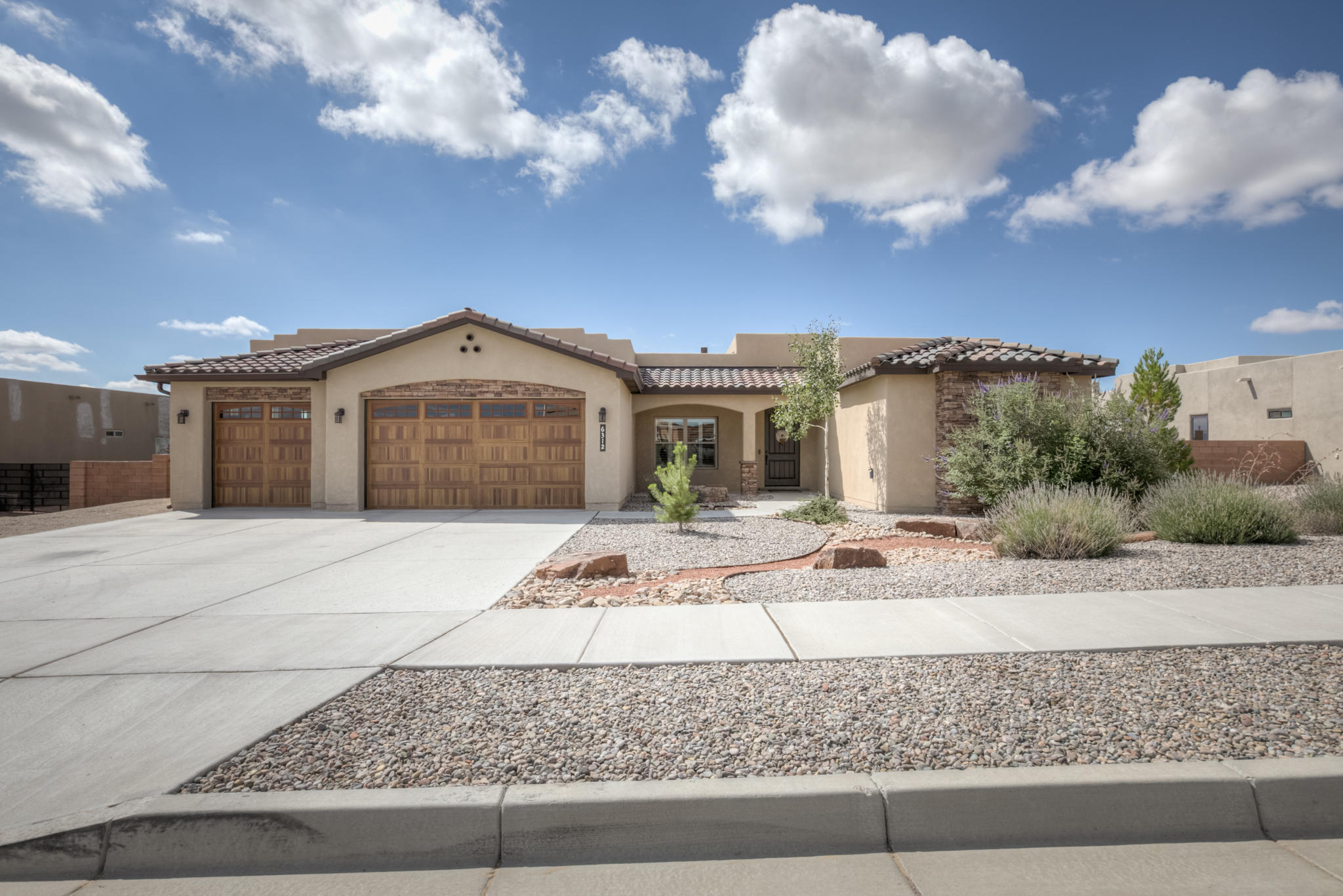 6312 PETIRROJO Road NW Property Photo - Albuquerque, NM real estate listing