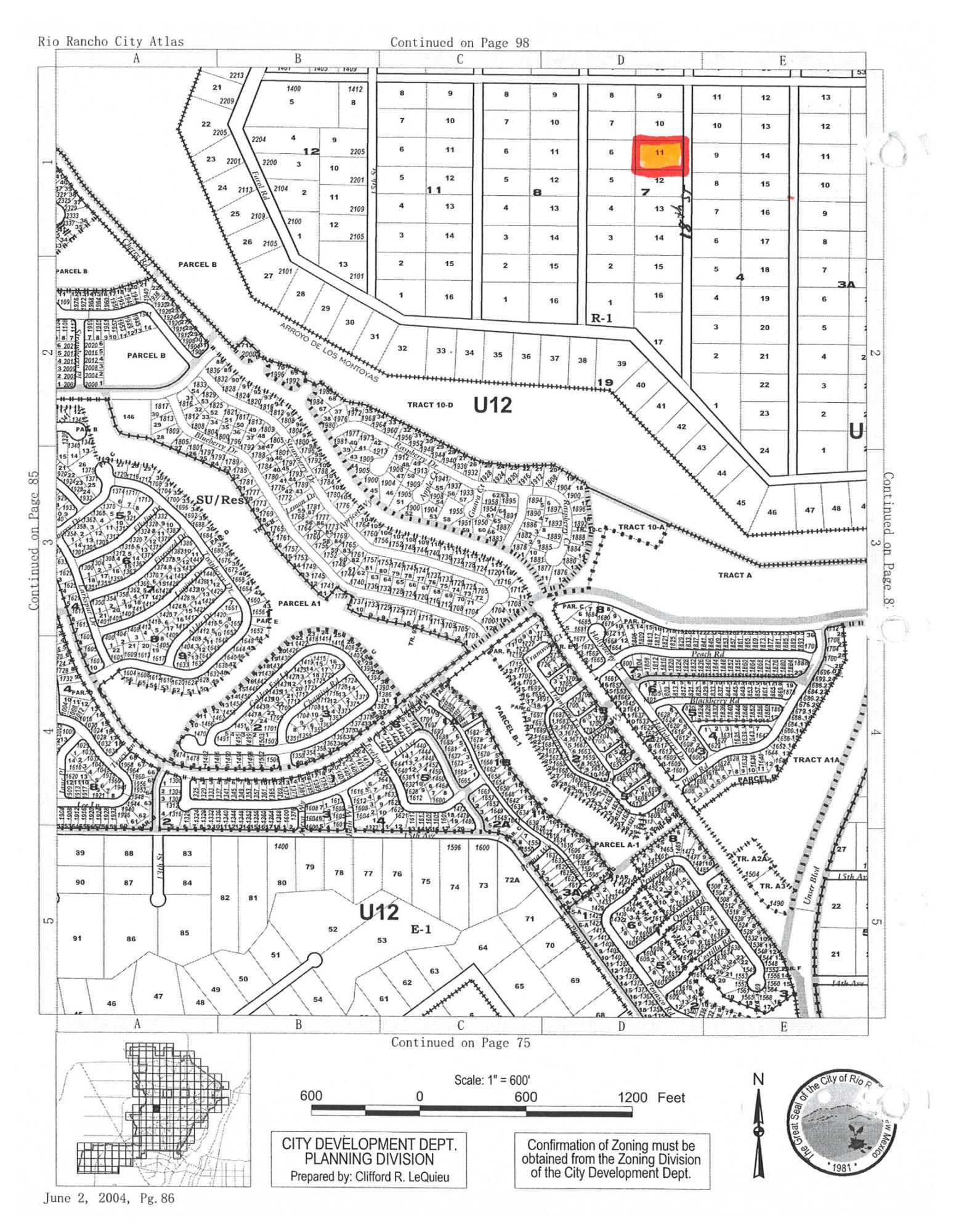 18th (L11 B7 U12) Box Lake Dr NE Property Photo