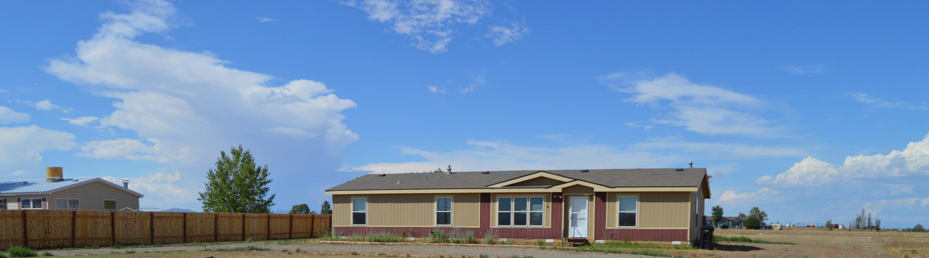 6 MANZANO Street Property Photo - Moriarty, NM real estate listing