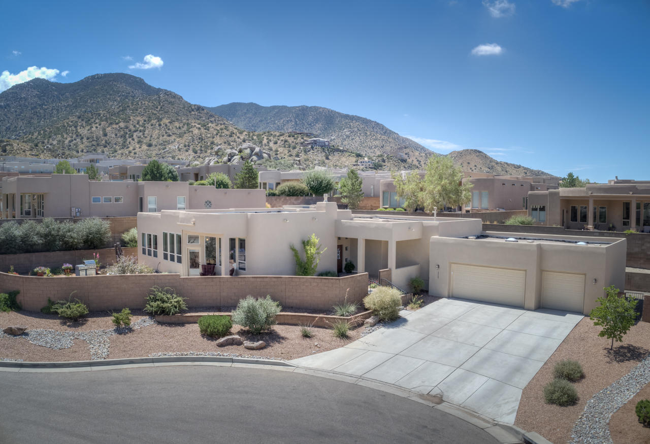 13500 EMBUDITO VIEW Court NE Property Photo - Albuquerque, NM real estate listing