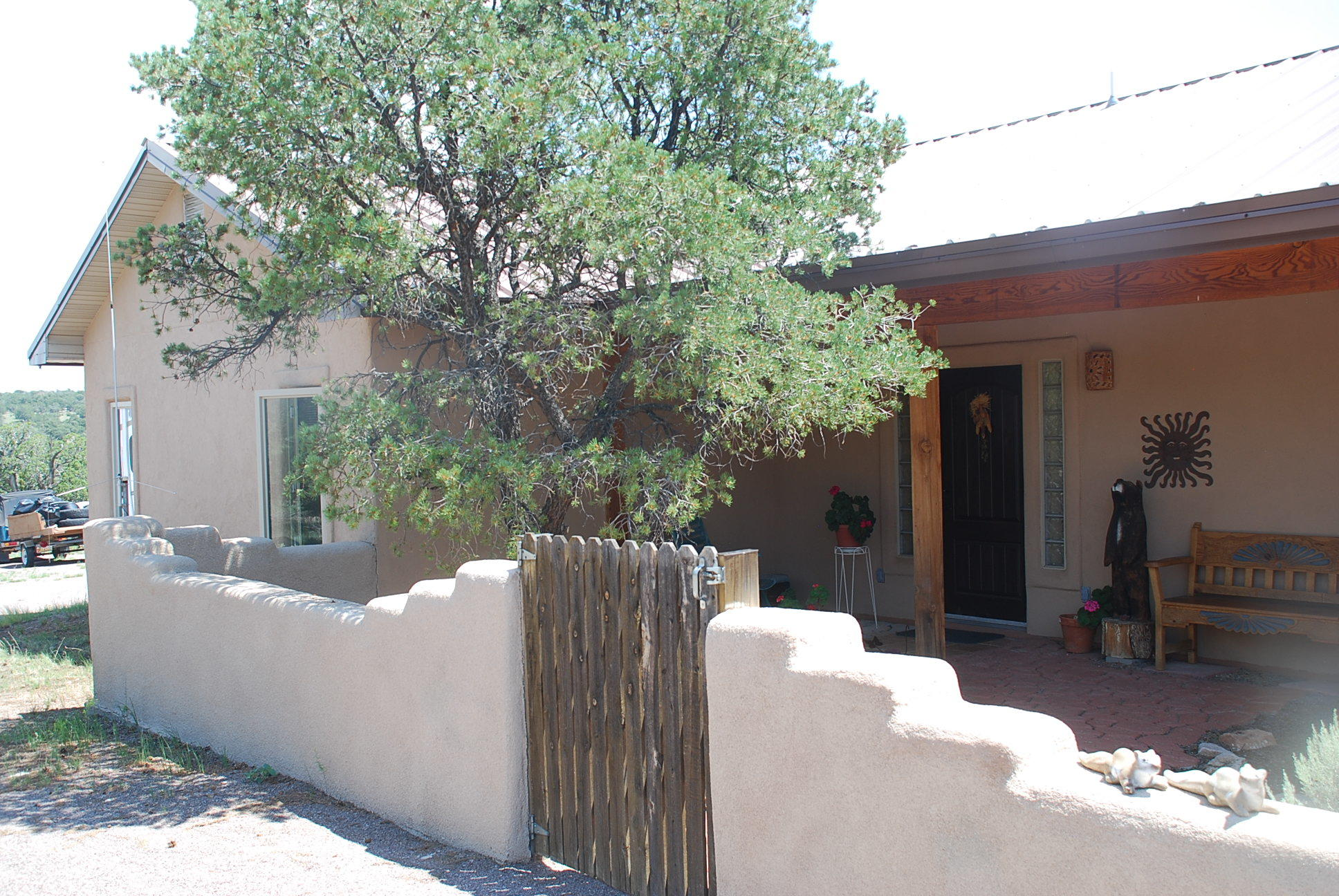 24 Rock Spring Circle Property Photo - Datil, NM real estate listing