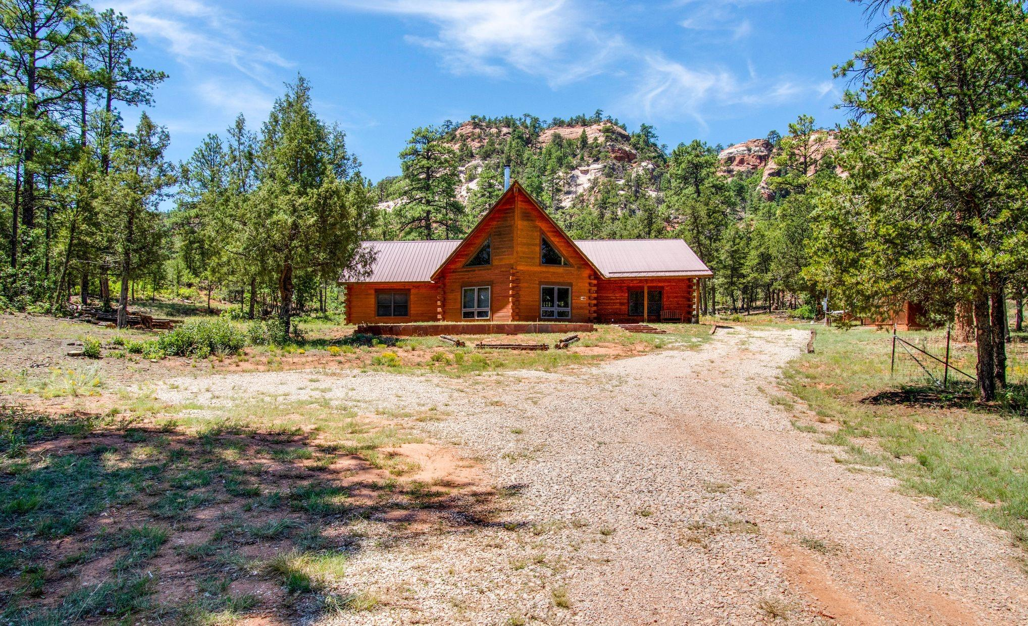 65 Conejo Drive Property Photo - Ramah, NM real estate listing