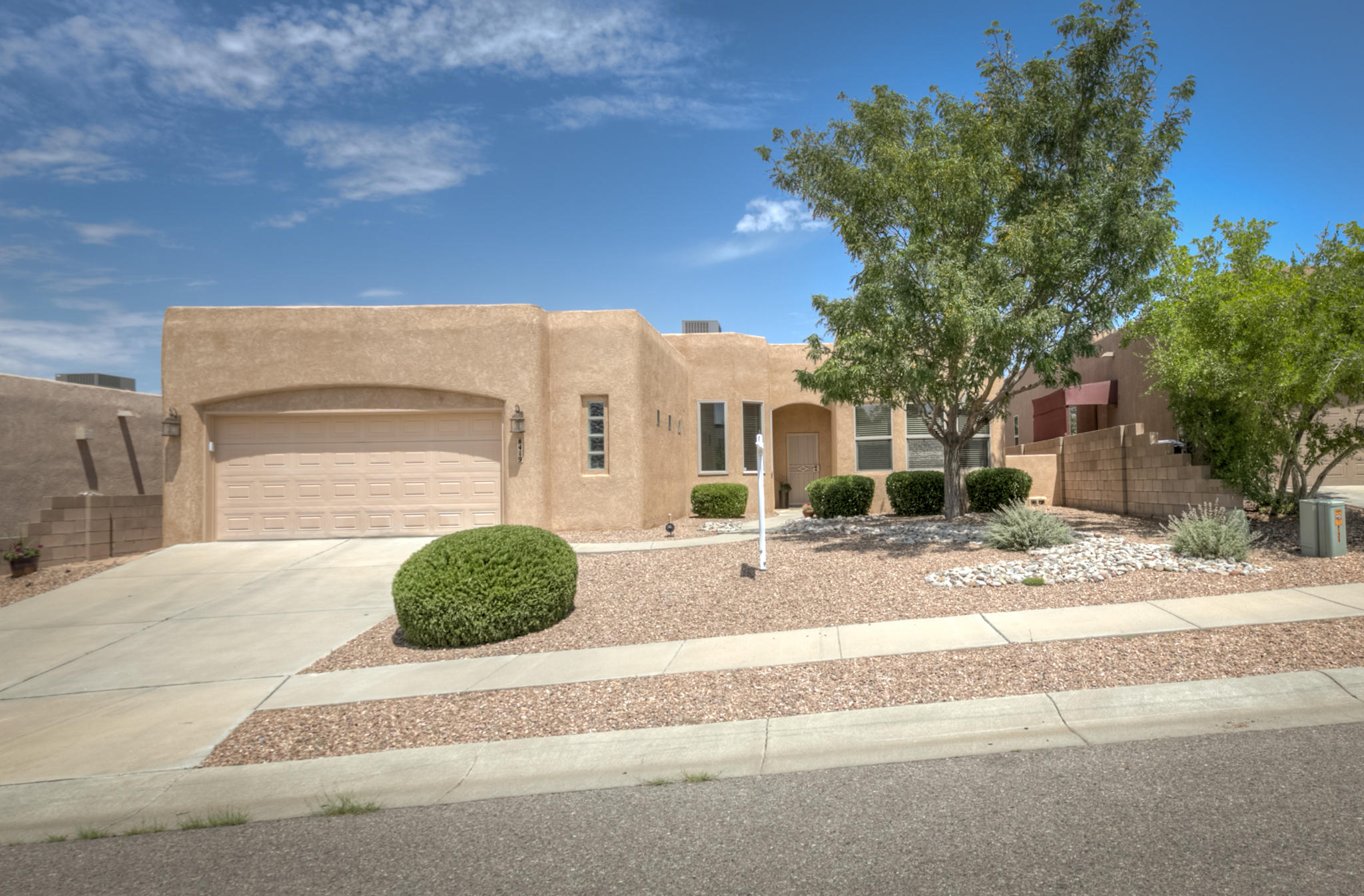 8419 DESERT SUNRISE Road NE Property Photo - Albuquerque, NM real estate listing