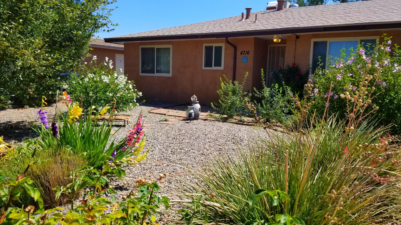 4716 OVERLAND Street NE Property Photo - Albuquerque, NM real estate listing