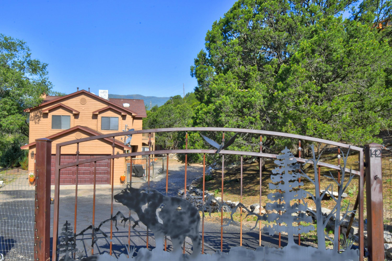 142 TABLAZON Road Property Photo - Tijeras, NM real estate listing