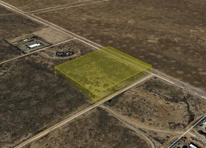 Mesa Estates Road Property Photo - Meadow Lake, NM real estate listing