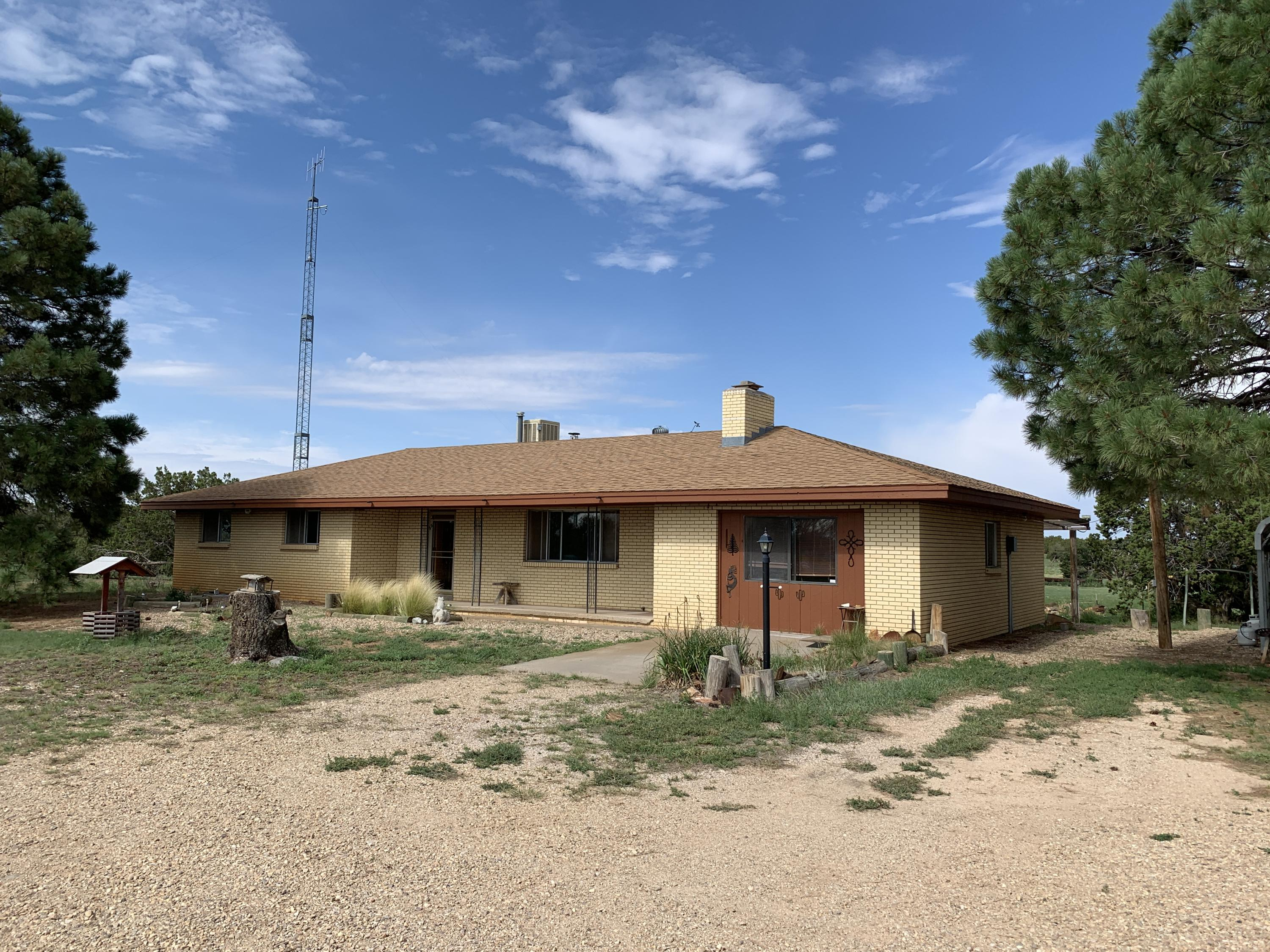 30 Alabaster Road Property Photo - Mountainair, NM real estate listing
