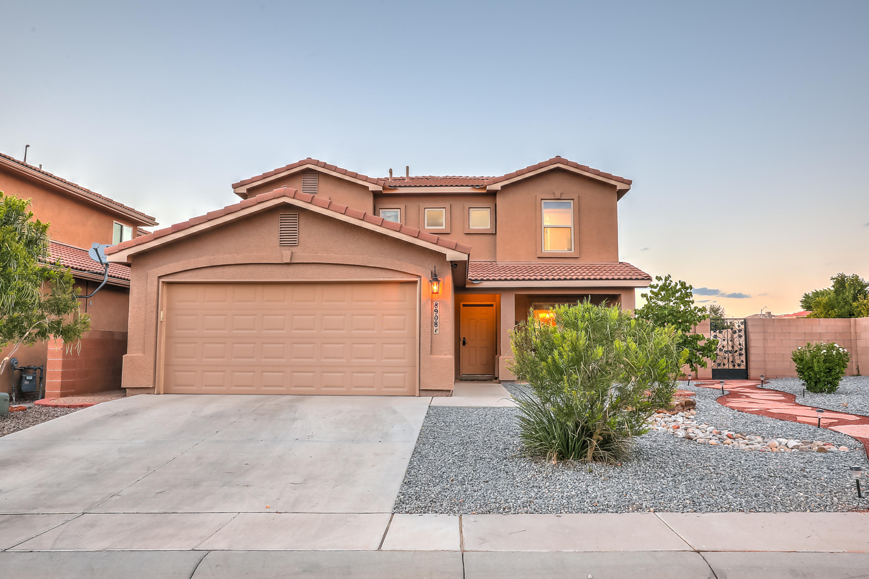 8908 BROOKDALE Court NE Property Photo - Albuquerque, NM real estate listing