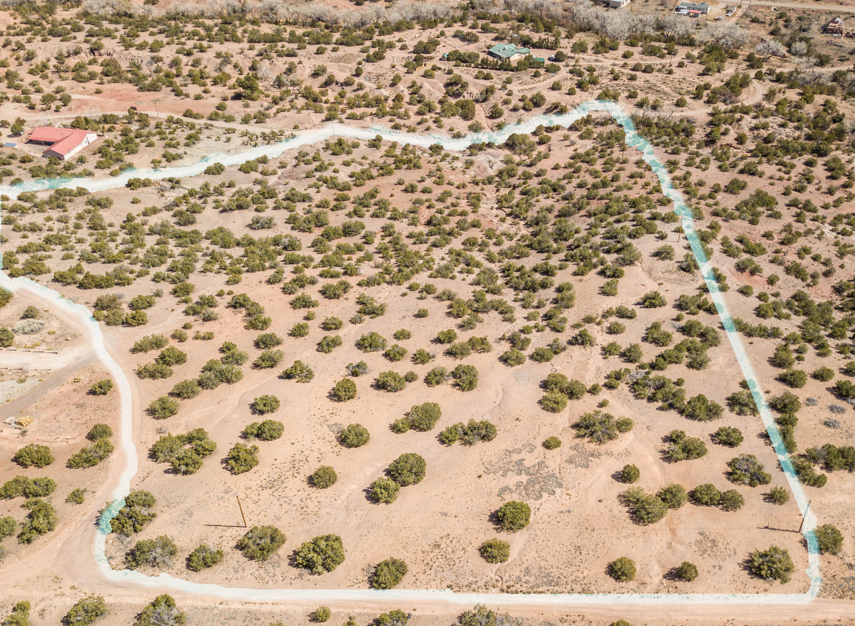 Skyline View Lot D1C Property Photo - Ponderosa, NM real estate listing