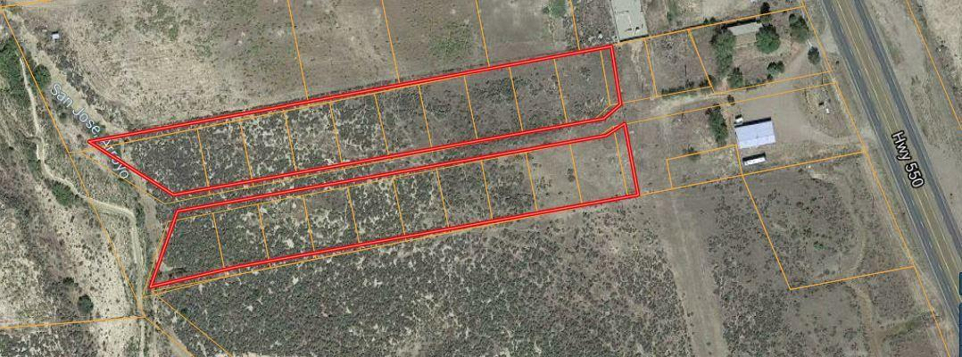 TBD US Highway 550 Property Photo - Cuba, NM real estate listing