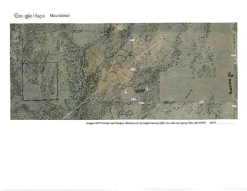 LOMA PARDA Road Property Photo - Mountainair, NM real estate listing