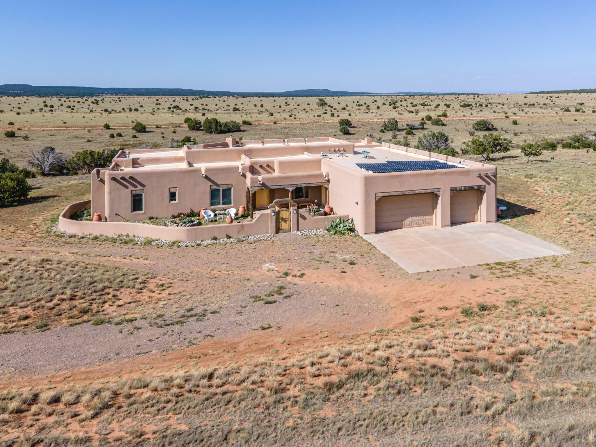 413 MISSION HILLS Road Property Photo - Estancia, NM real estate listing