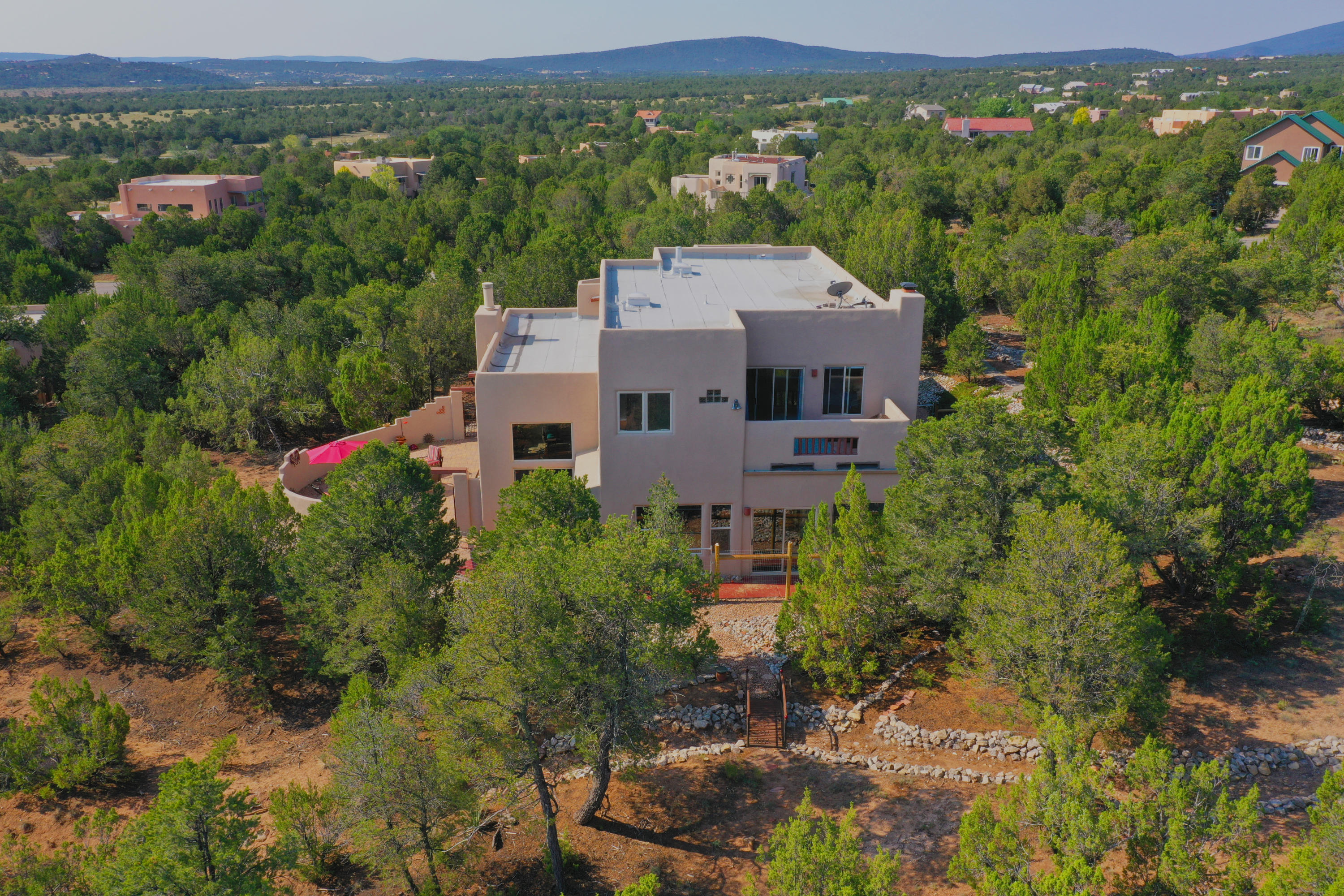 51 CHACO Loop Property Photo - Sandia Park, NM real estate listing