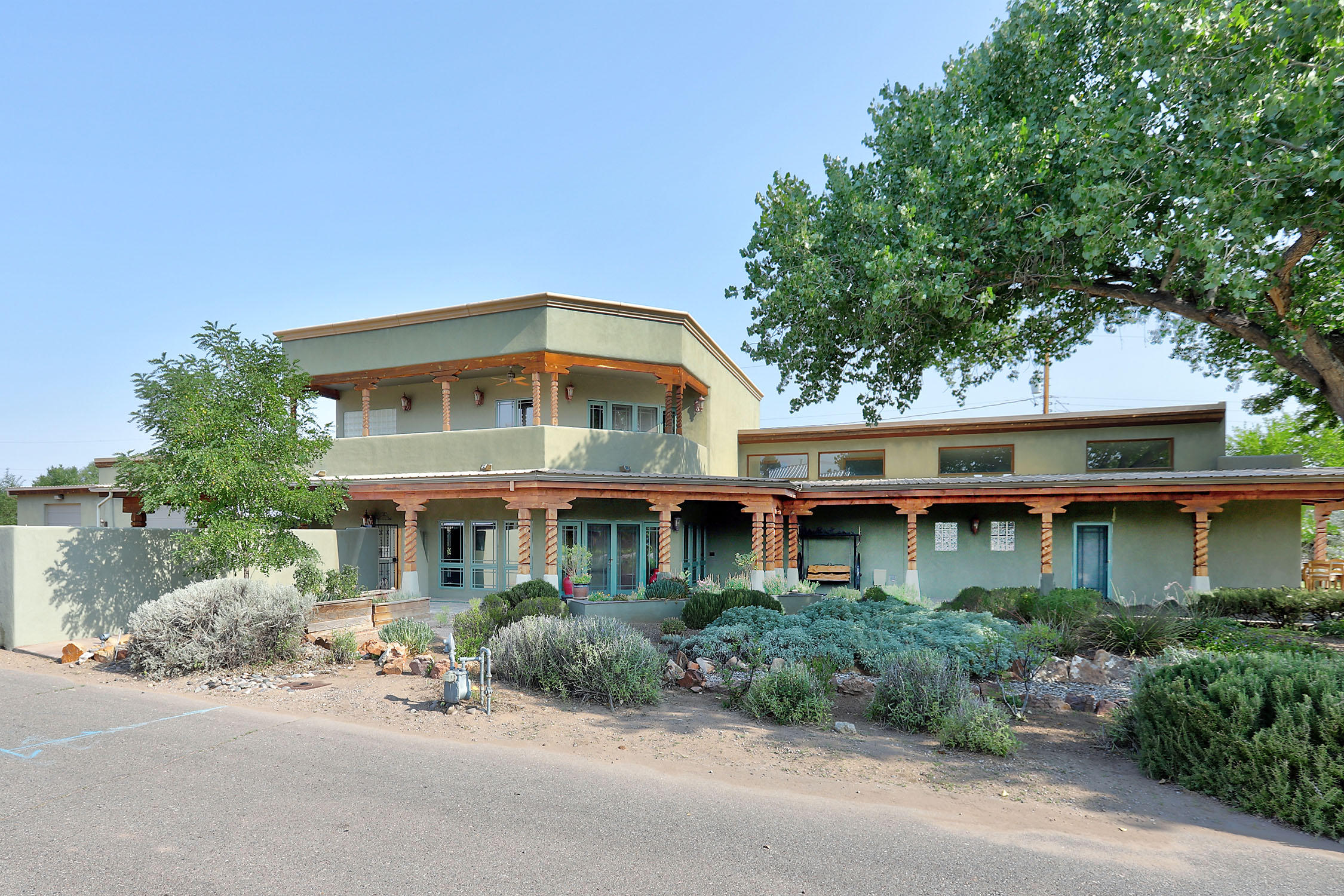 8501 RIO GRANDE Boulevard NW Property Photo - Los Ranchos, NM real estate listing