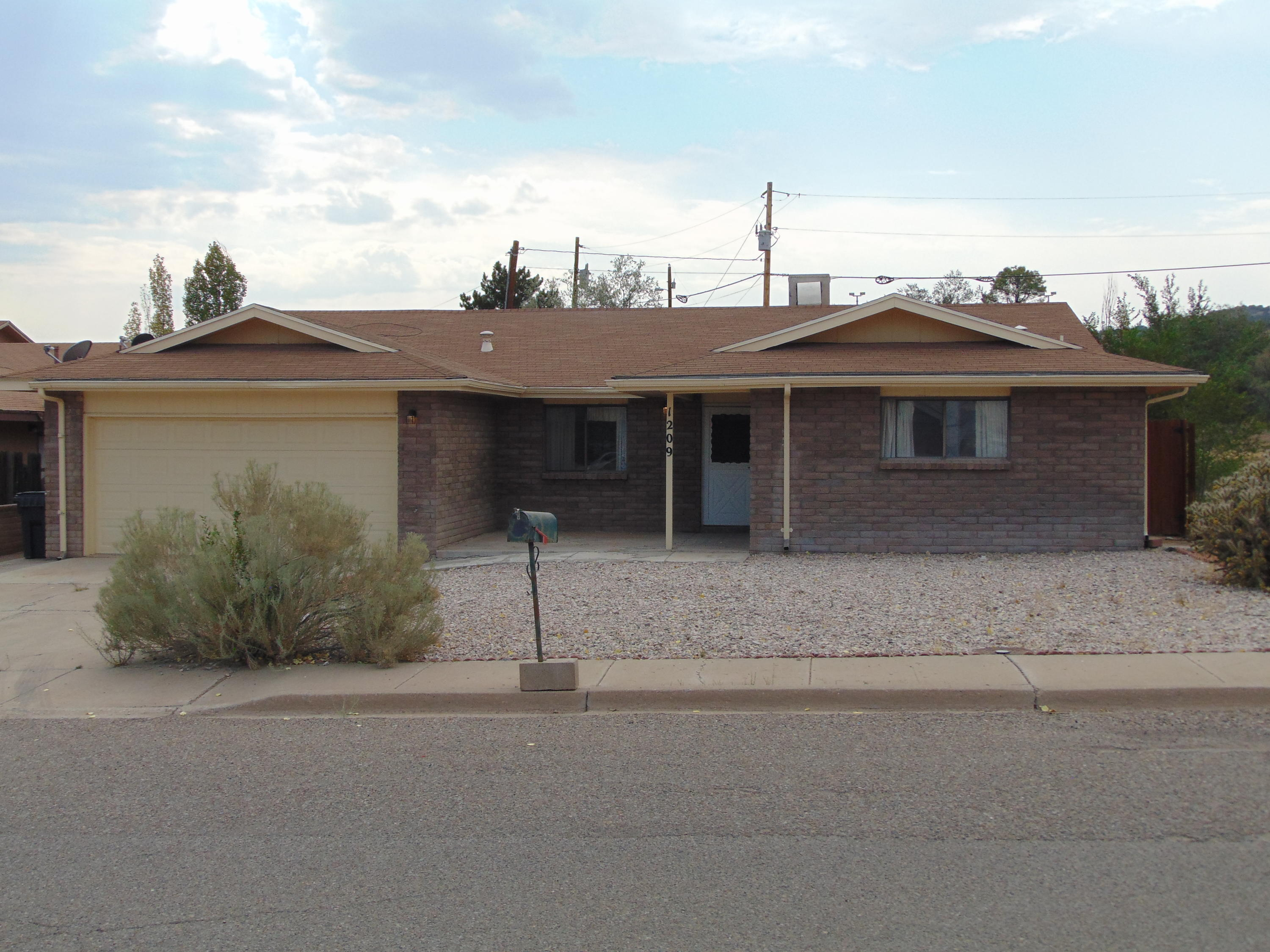 1209 FOURTH Street Property Photo - Grants, NM real estate listing