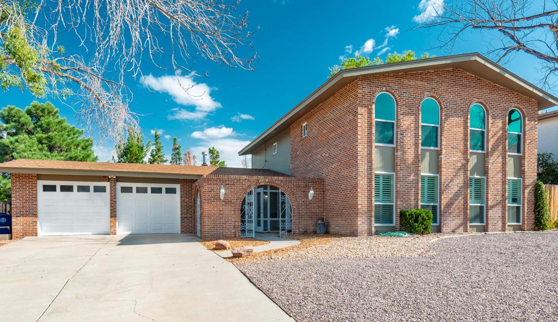 12405 CHELWOOD Trail NE Property Photo - Albuquerque, NM real estate listing