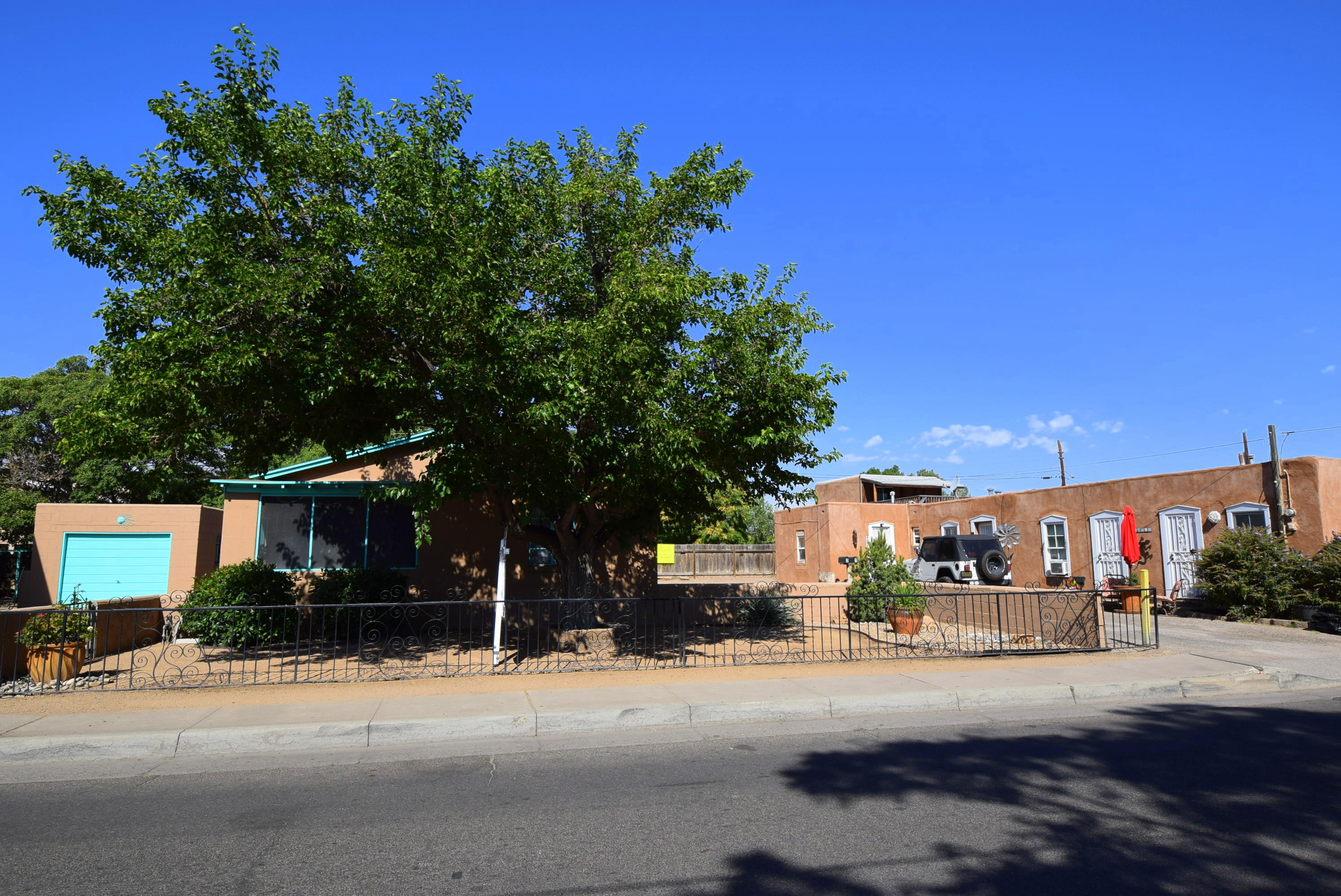 403 SAN FELIPE Street NW Property Photo - Albuquerque, NM real estate listing
