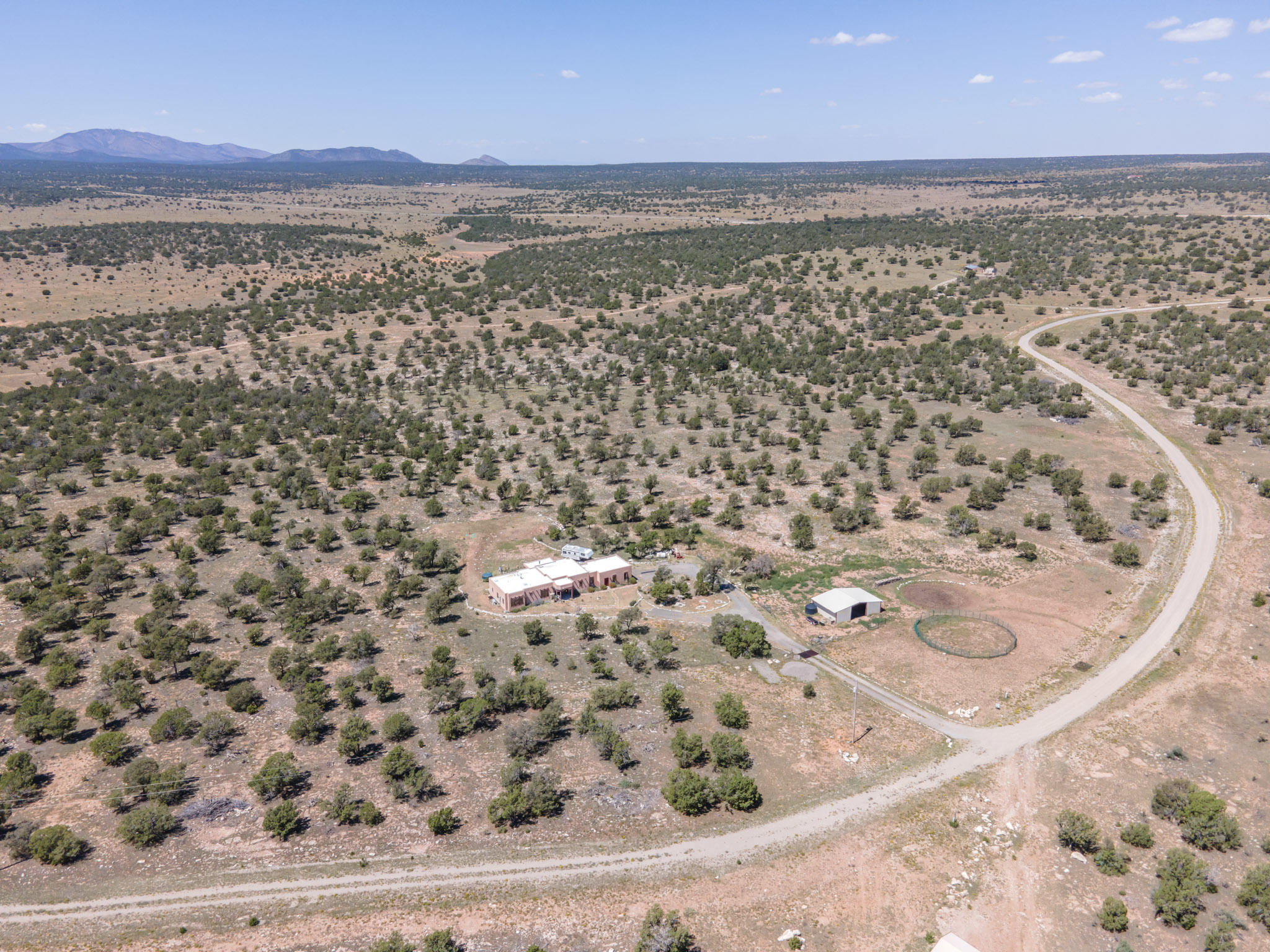180 Mayeux Road Property Photo - Corona, NM real estate listing