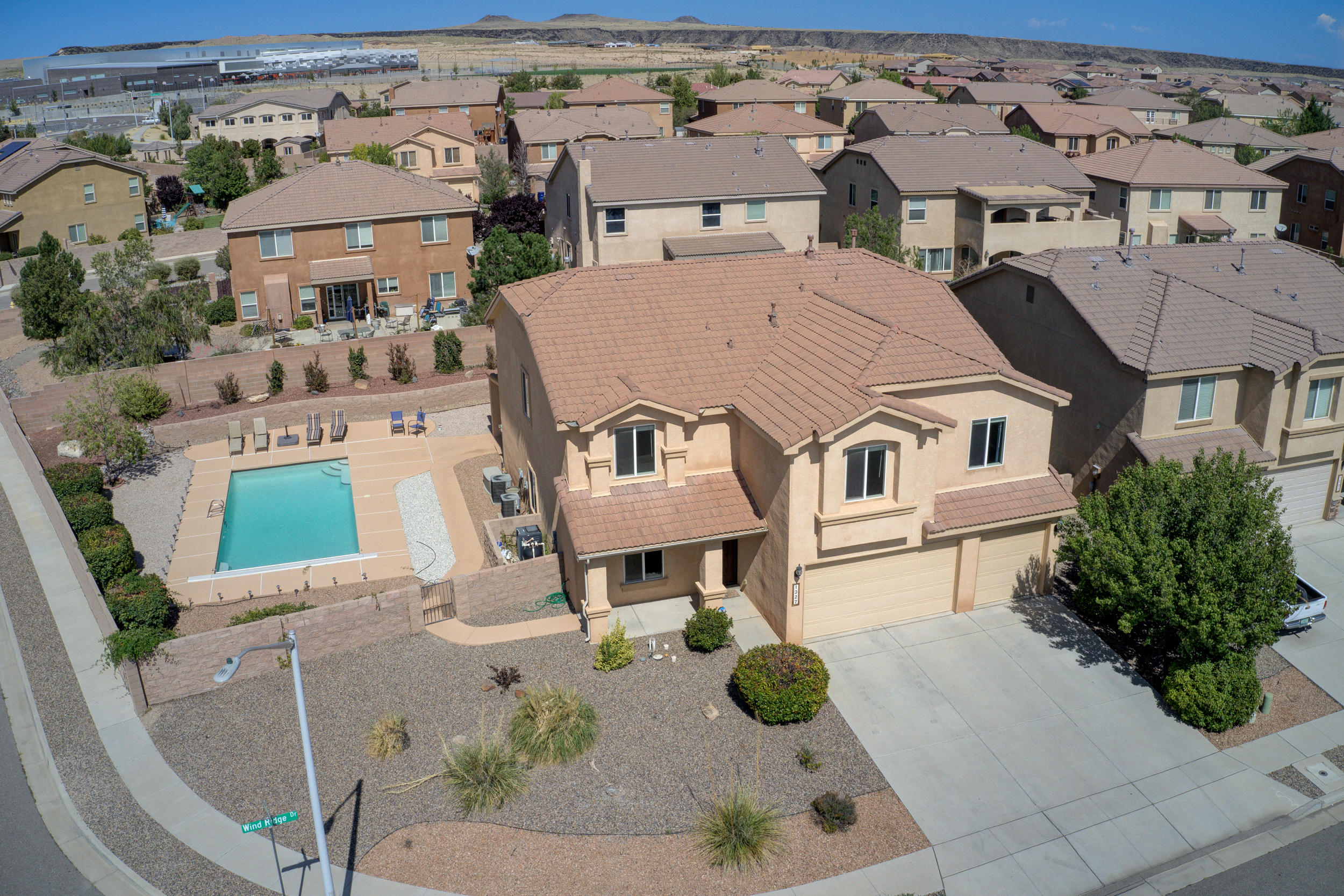 1327 WIND RIDGE DR. NW Property Photo - Albuquerque, NM real estate listing