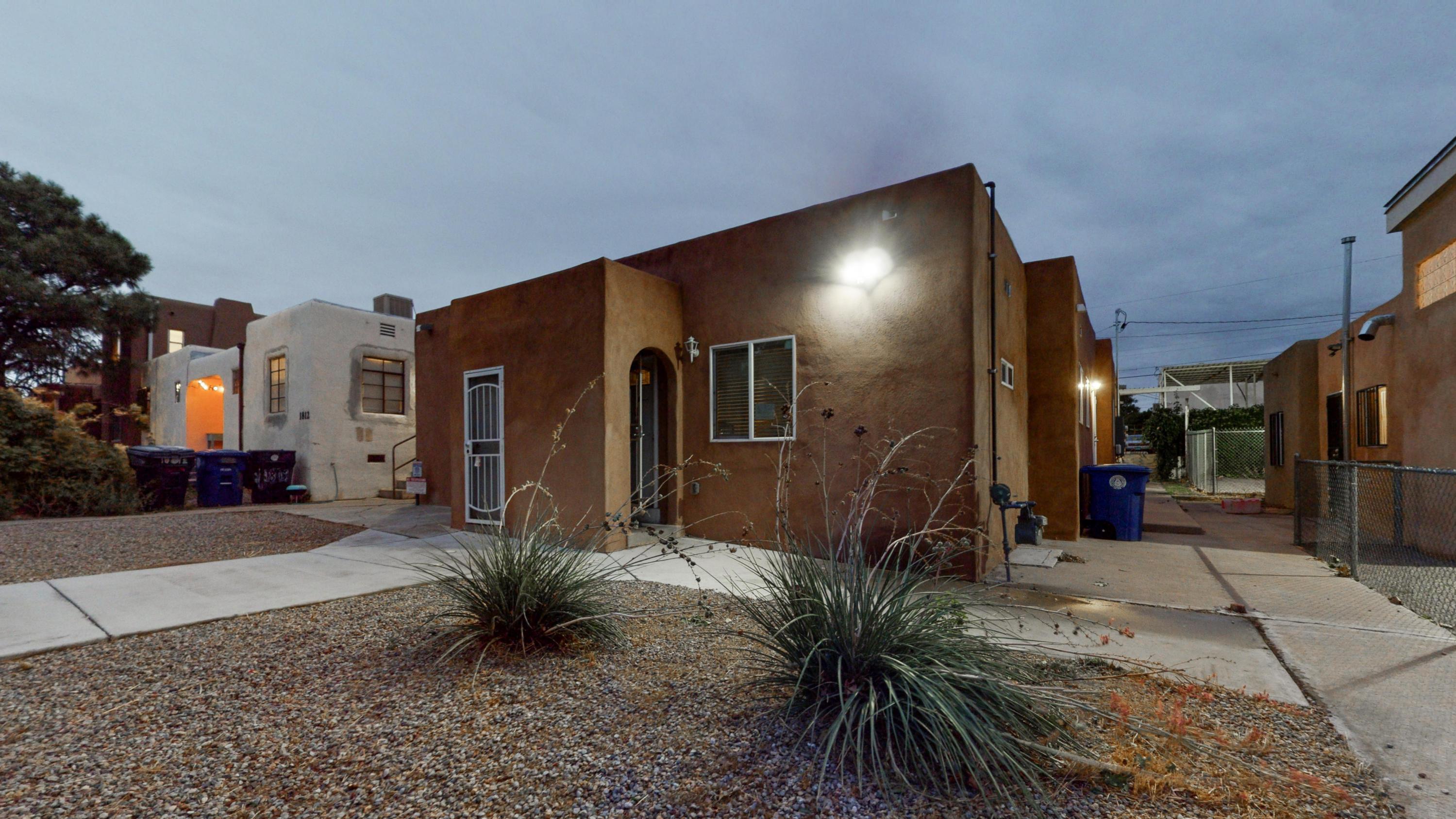 1808 GOLD Avenue SE Property Photo - Albuquerque, NM real estate listing
