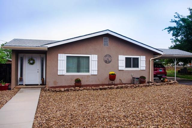 604 Caine Street Property Photo - Socorro, NM real estate listing
