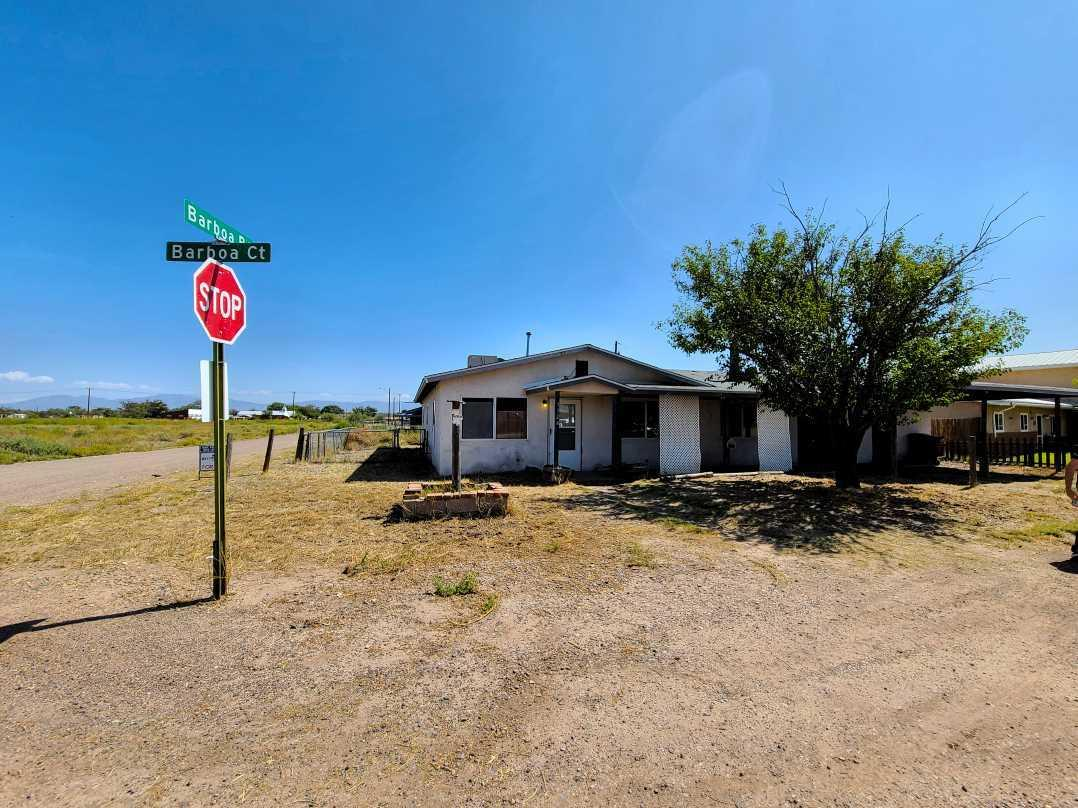 1124 BARBOA Court Property Photo - Belen, NM real estate listing
