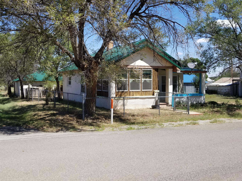290 Thompson Avenue Property Photo - Corona, NM real estate listing