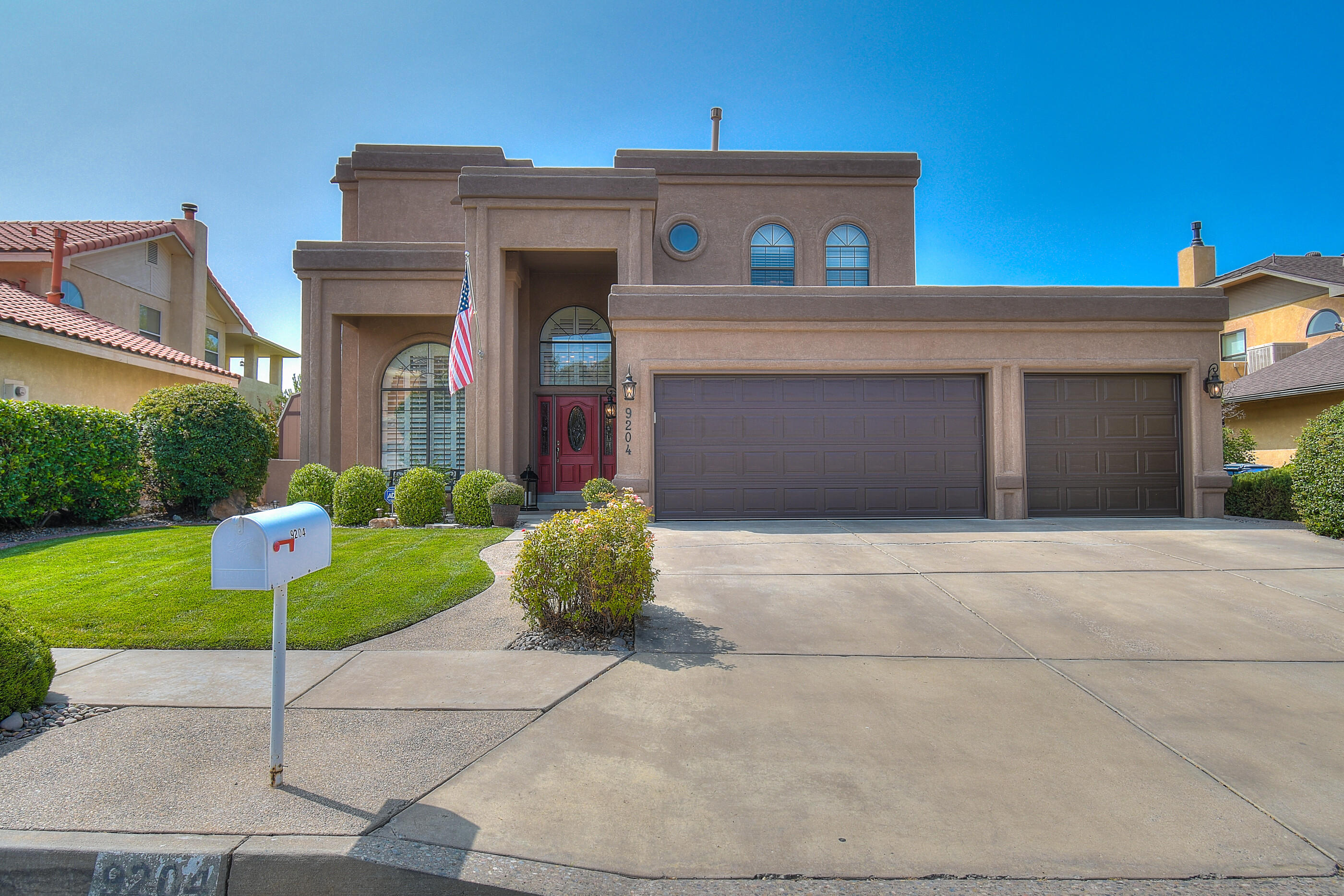 9204 Mabry Avenue NE Property Photo - Albuquerque, NM real estate listing