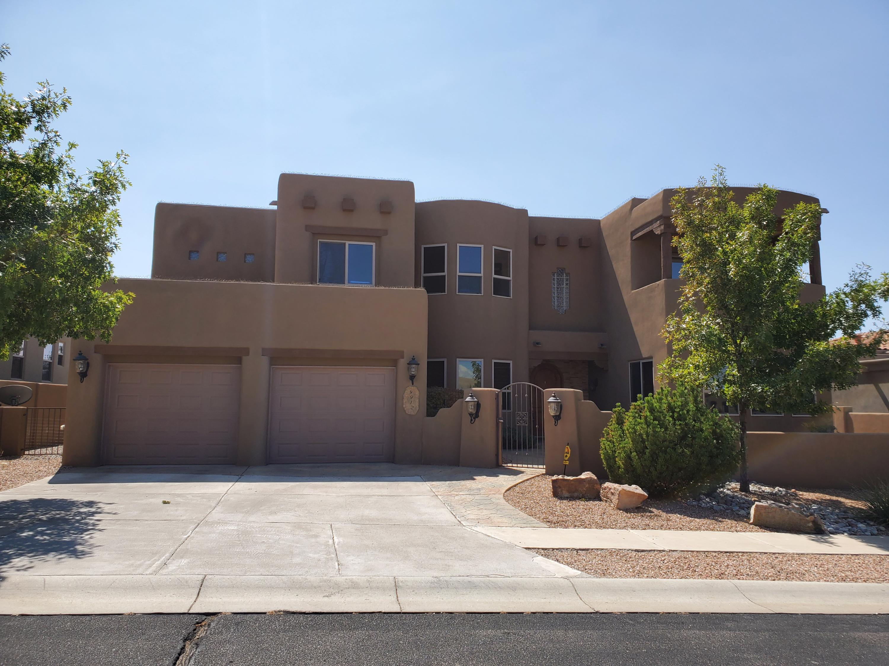 9912 DATURA Trail NE Property Photo - Albuquerque, NM real estate listing