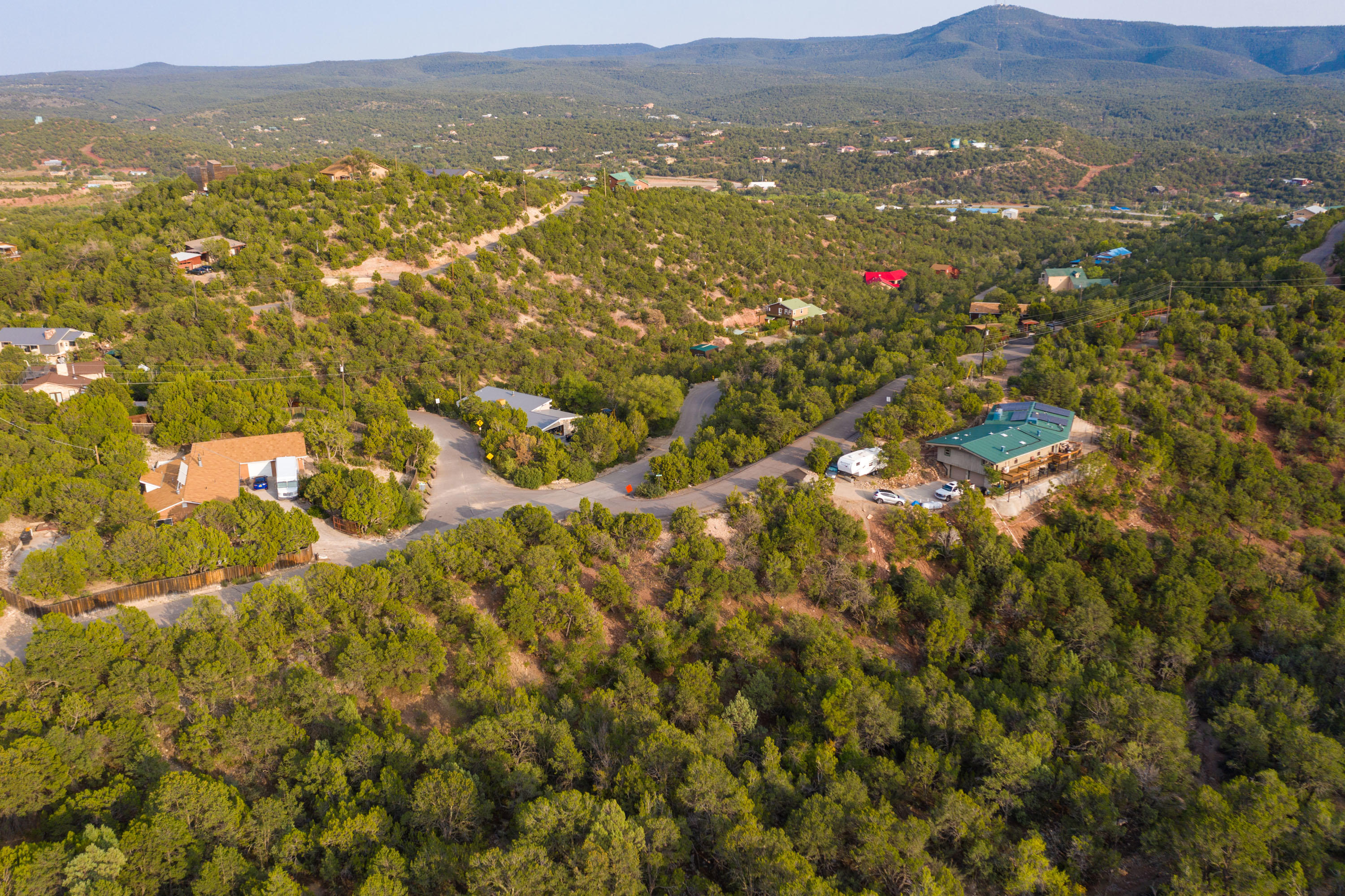Lot 6 Arrowhead Property Photo - Tijeras, NM real estate listing