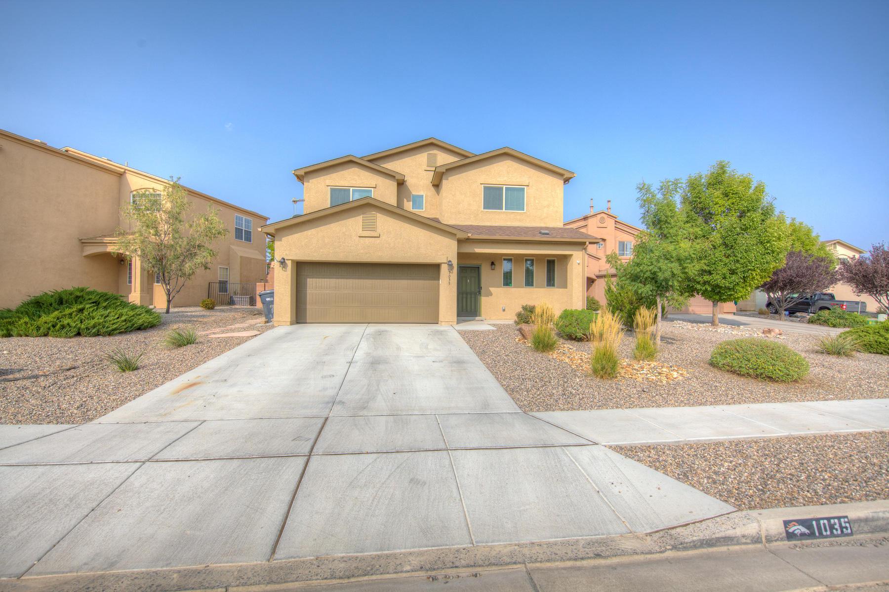 1035 DESERT WILLOW Place NE Property Photo - Rio Rancho, NM real estate listing