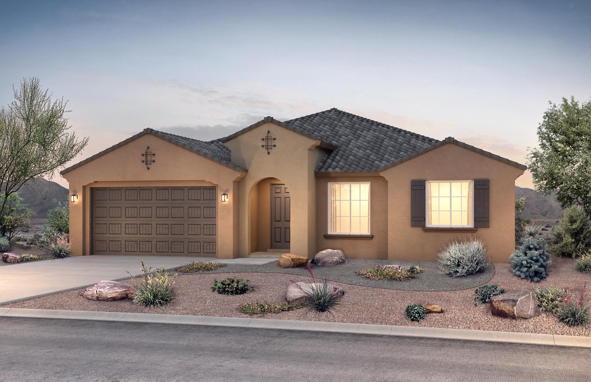 11420 Sandia Sunset Avenue SE Property Photo - Albuquerque, NM real estate listing