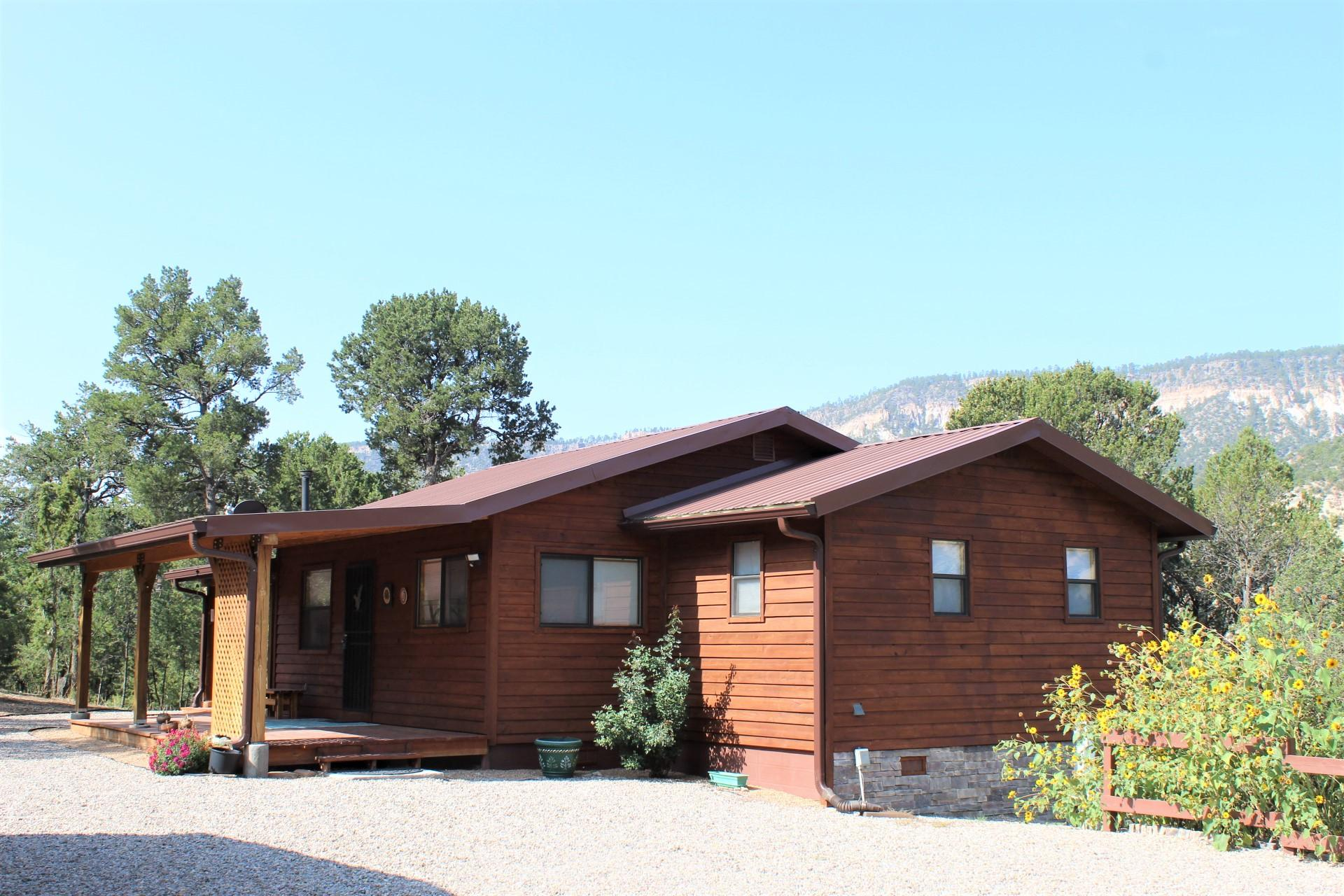 99 JUNIPER Road Property Photo - Jemez Springs, NM real estate listing