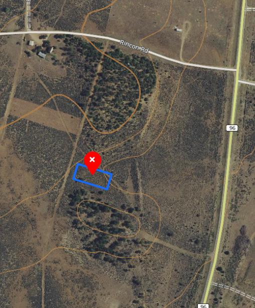 Lot 14 San Pedro Estates Property Photo - Regina, NM real estate listing