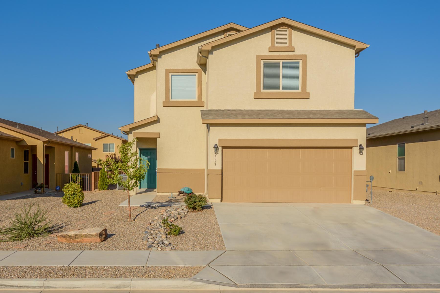 2053 SOLARA Loop NE Property Photo - Rio Rancho, NM real estate listing