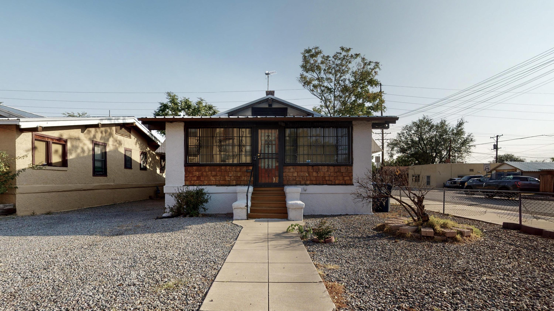718 & 720 Coal Avenue SW Property Photo - Albuquerque, NM real estate listing