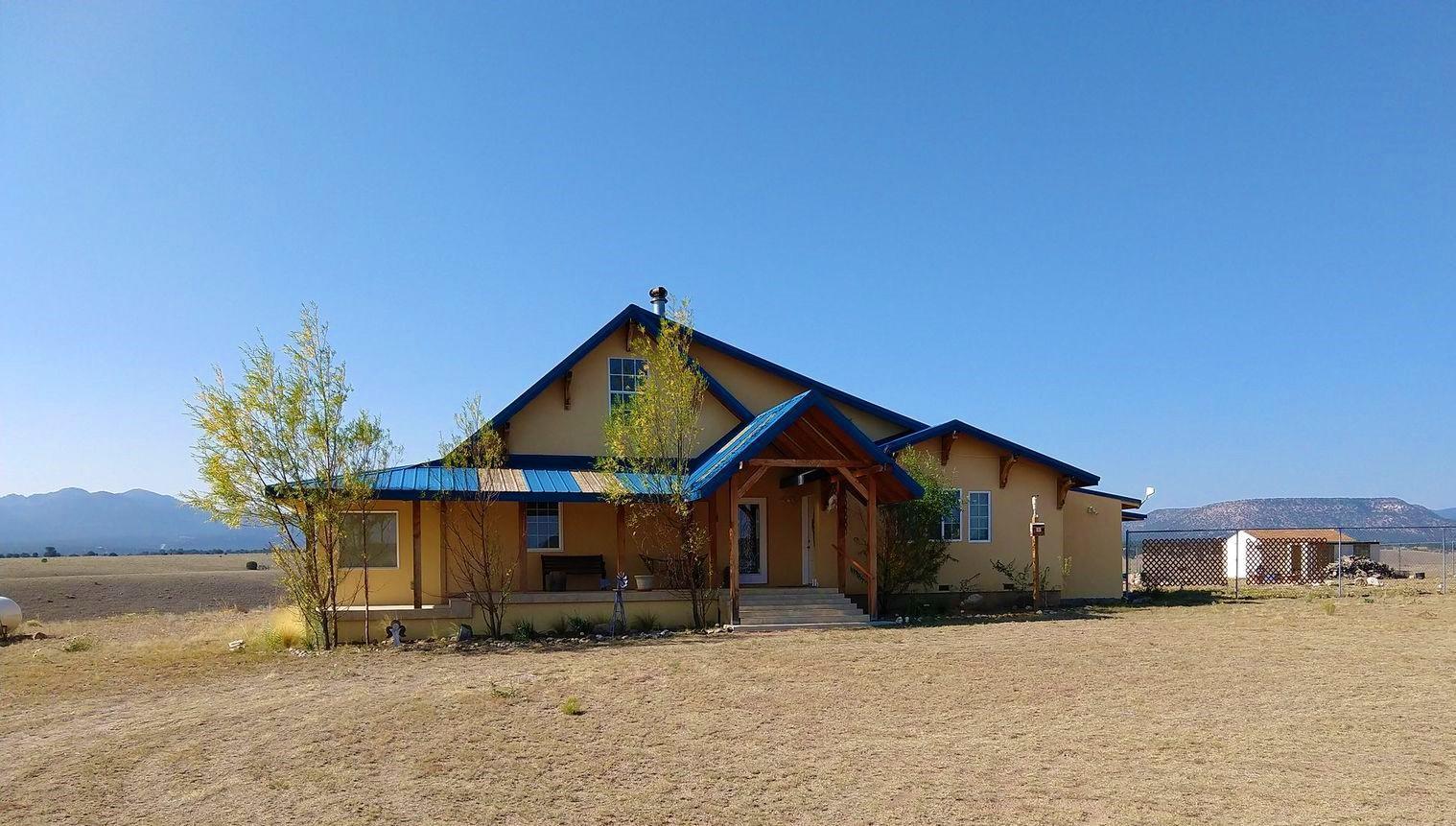 910 GREENS GAP Road Property Photo - Datil, NM real estate listing