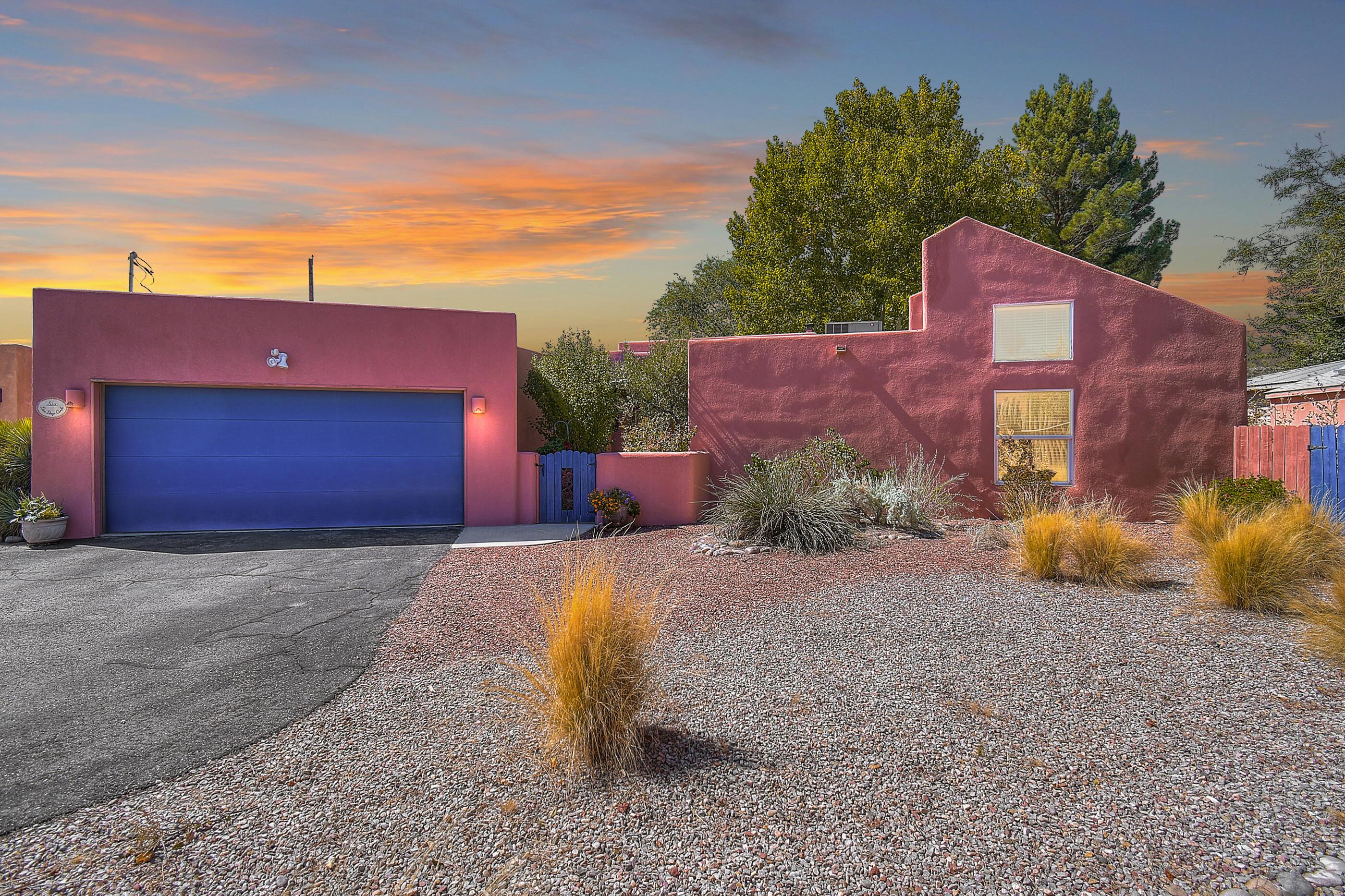 8301 4TH Street NW #6 Property Photo - Los Ranchos, NM real estate listing