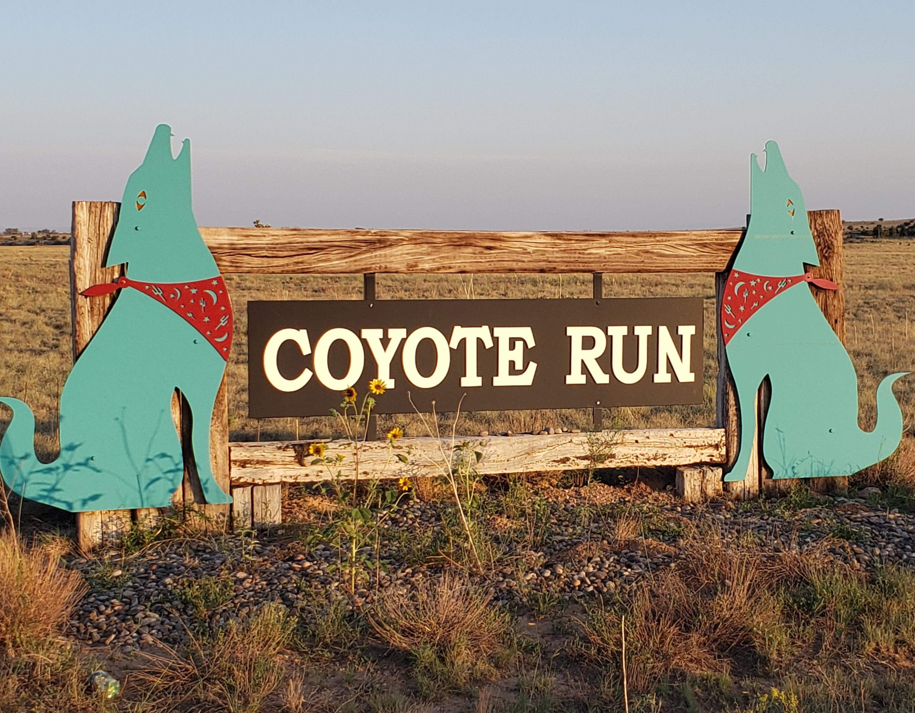 Coyote Loop Property Photo - Moriarty, NM real estate listing
