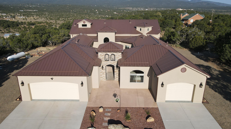 4 OAKMONT RIDGE Road Property Photo - Sandia Park, NM real estate listing