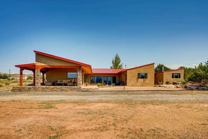 4 RED TAIL Road Property Photo - Cerrillos, NM real estate listing